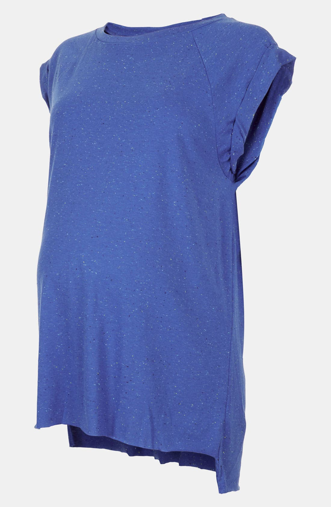 Alternate Image 1 Selected - Topshop 'High Roller' Maternity Tee