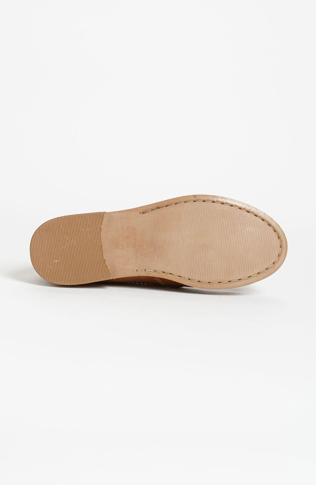 Alternate Image 4  - Topshop 'Keith' Tassel Loafer