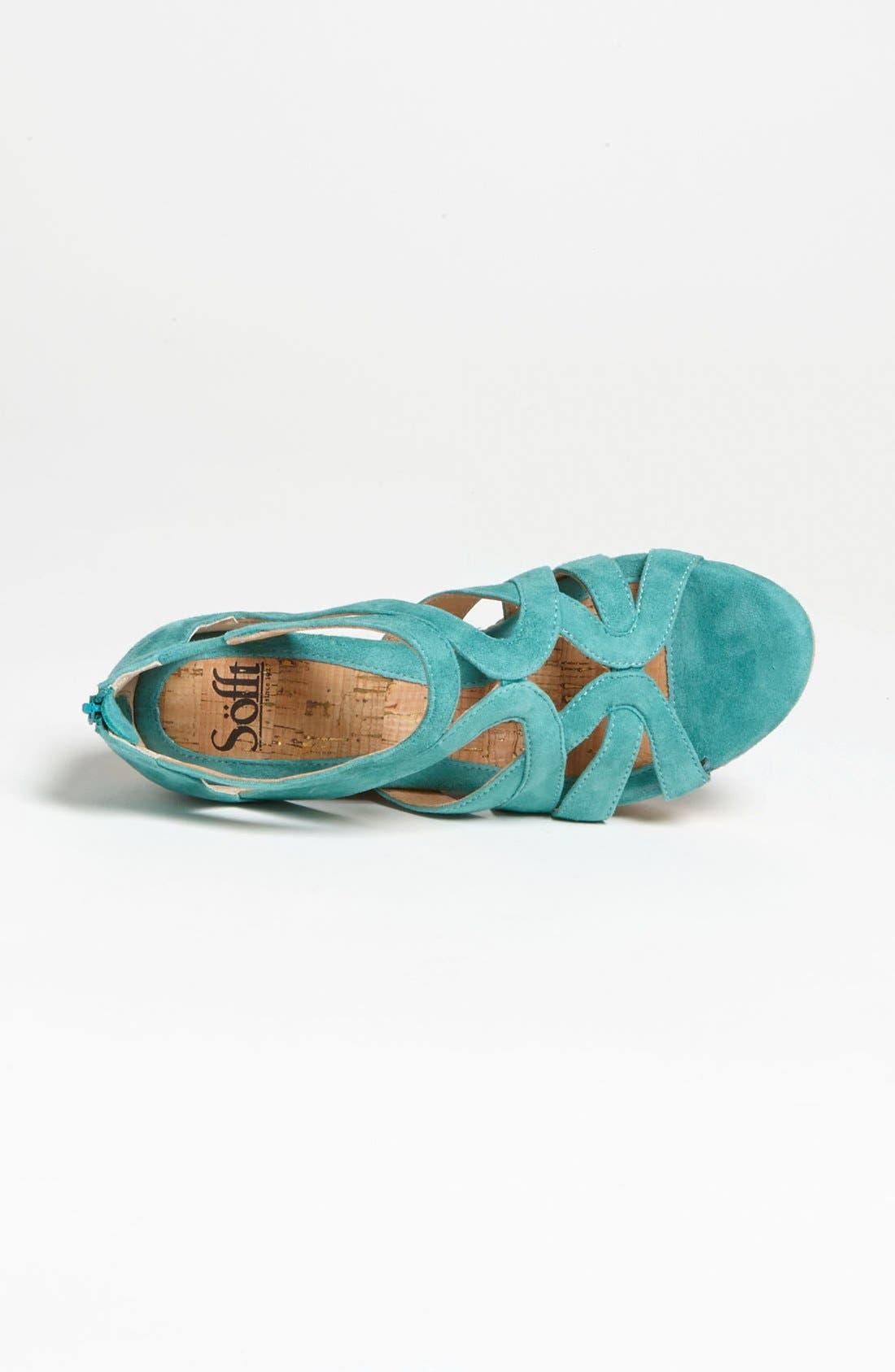 Alternate Image 3  - Söfft 'Madel' Sandal