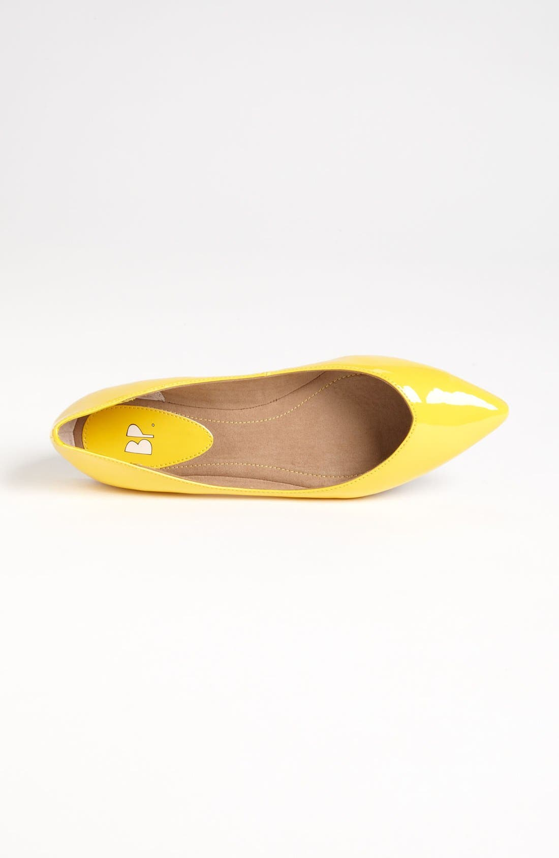 Alternate Image 3  - BP. 'Moveover' Pointy Toe Flat (Women)
