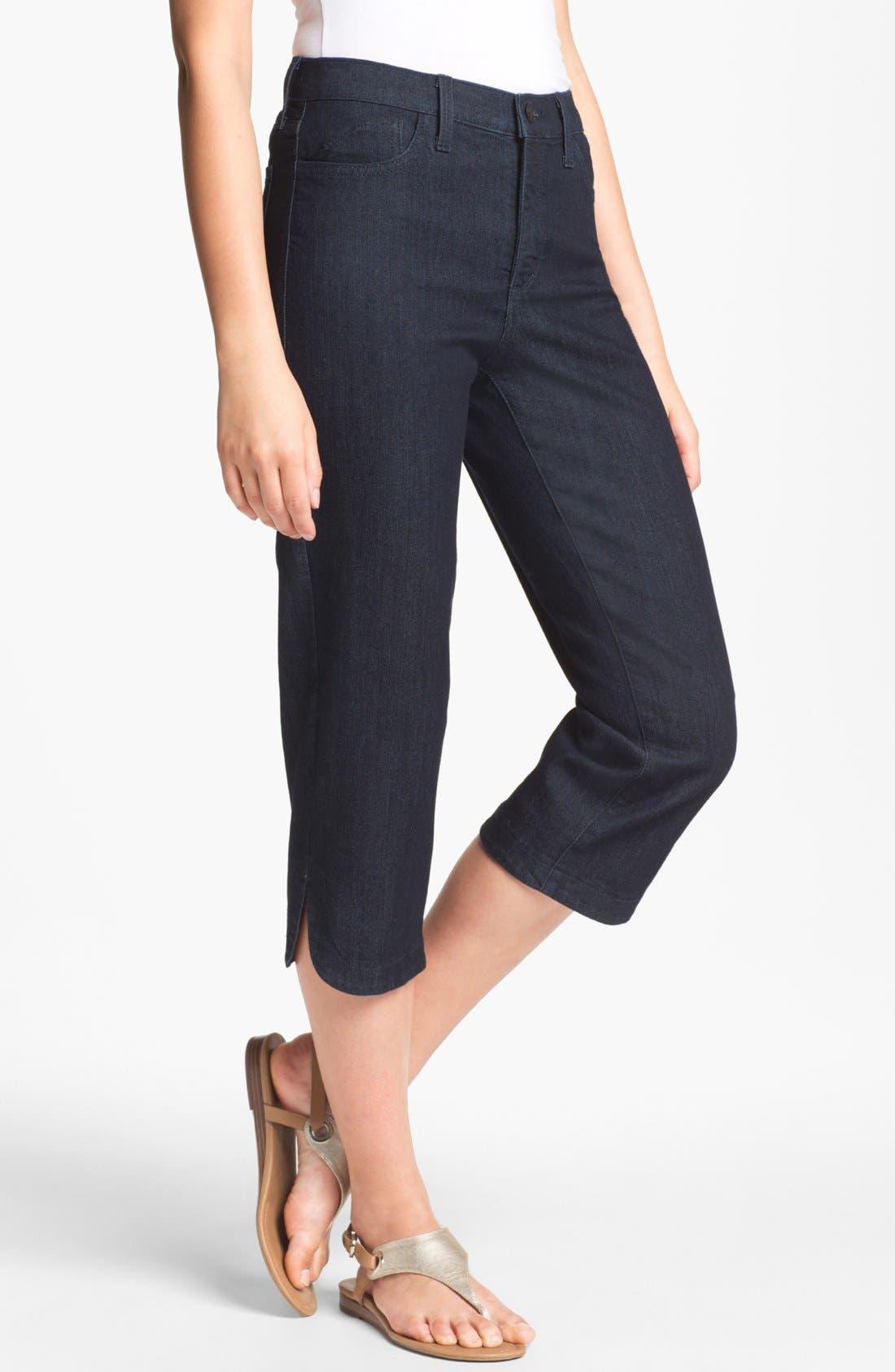 Alternate Image 1 Selected - NYDJ 'Olga' Crop Jeans
