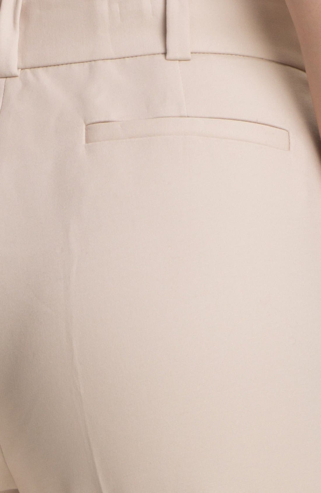 Alternate Image 4  - Anne Klein Slim Leg Pants