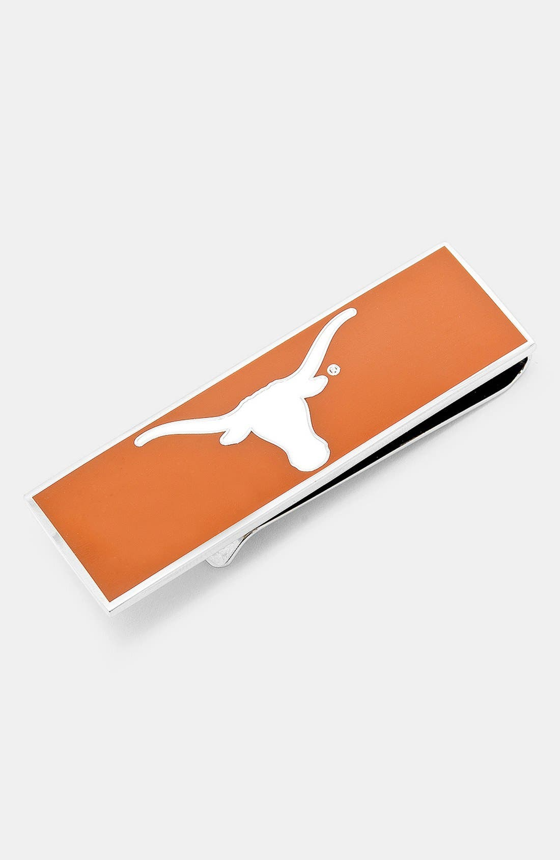 Main Image - Cufflinks, Inc. 'University of Texas Longhorns' Money Clip