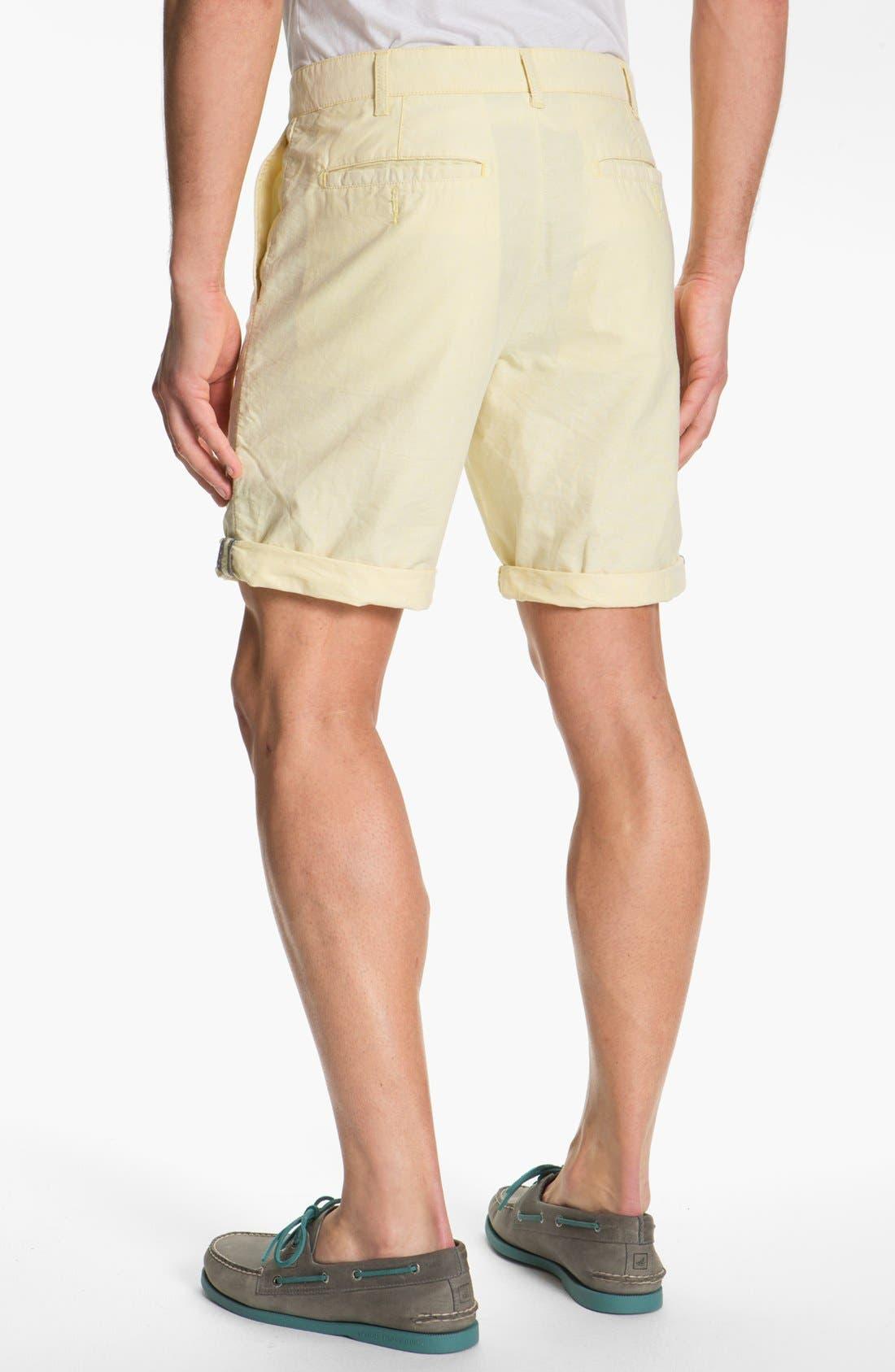 Alternate Image 2  - 1901 Oxford Shorts