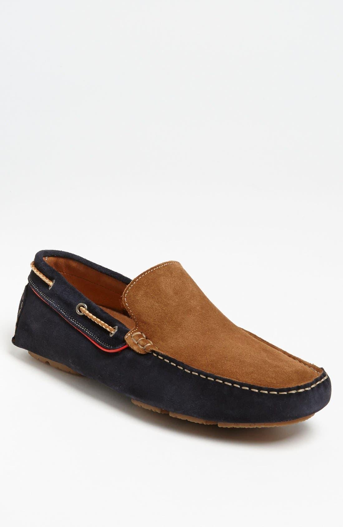 Alternate Image 1 Selected - Bacco Bucci 'Adani' Driving Shoe