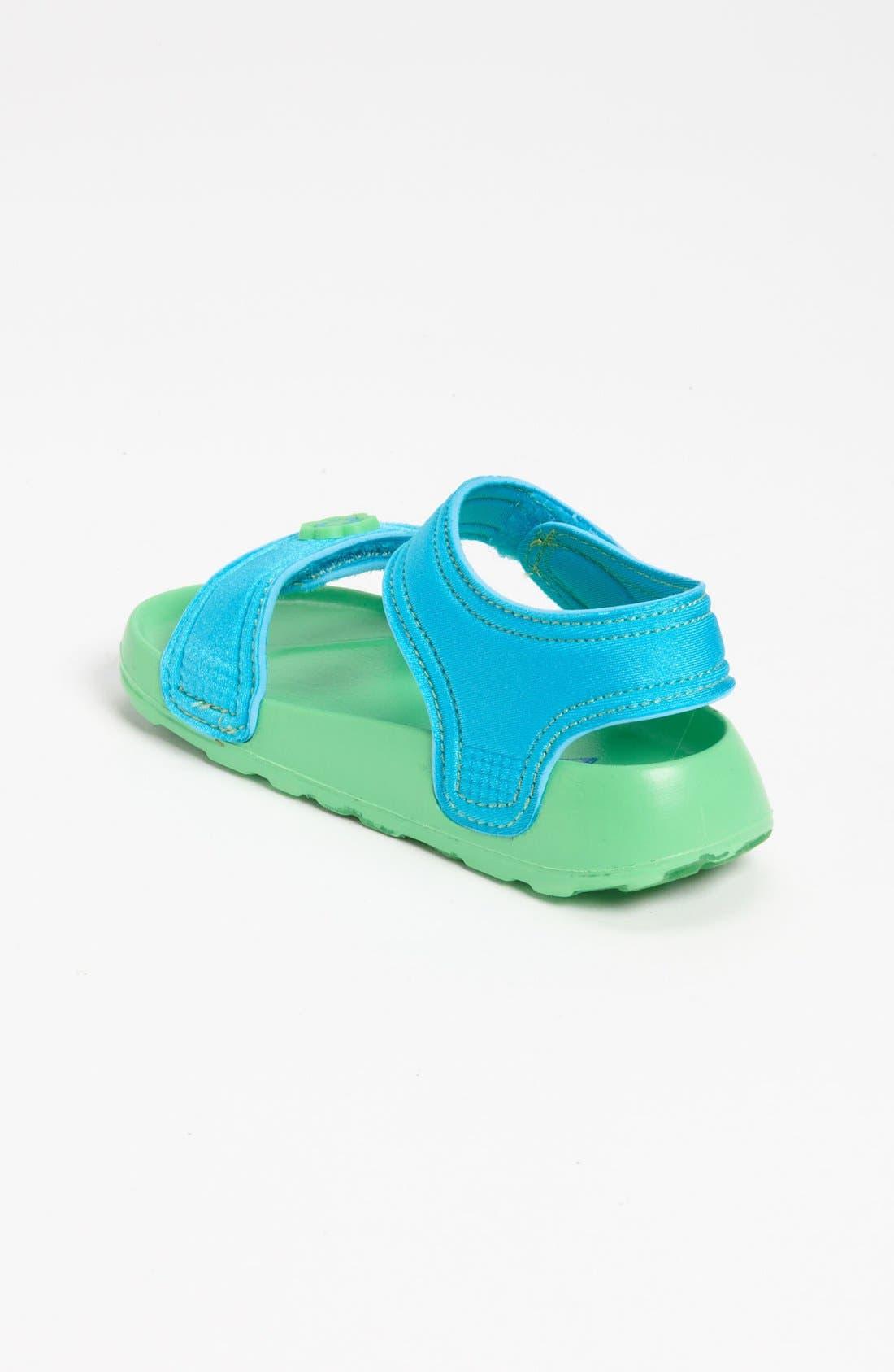 Alternate Image 2  - Nina 'Delite2' Neoprene Sandal (Walker & Toddler)