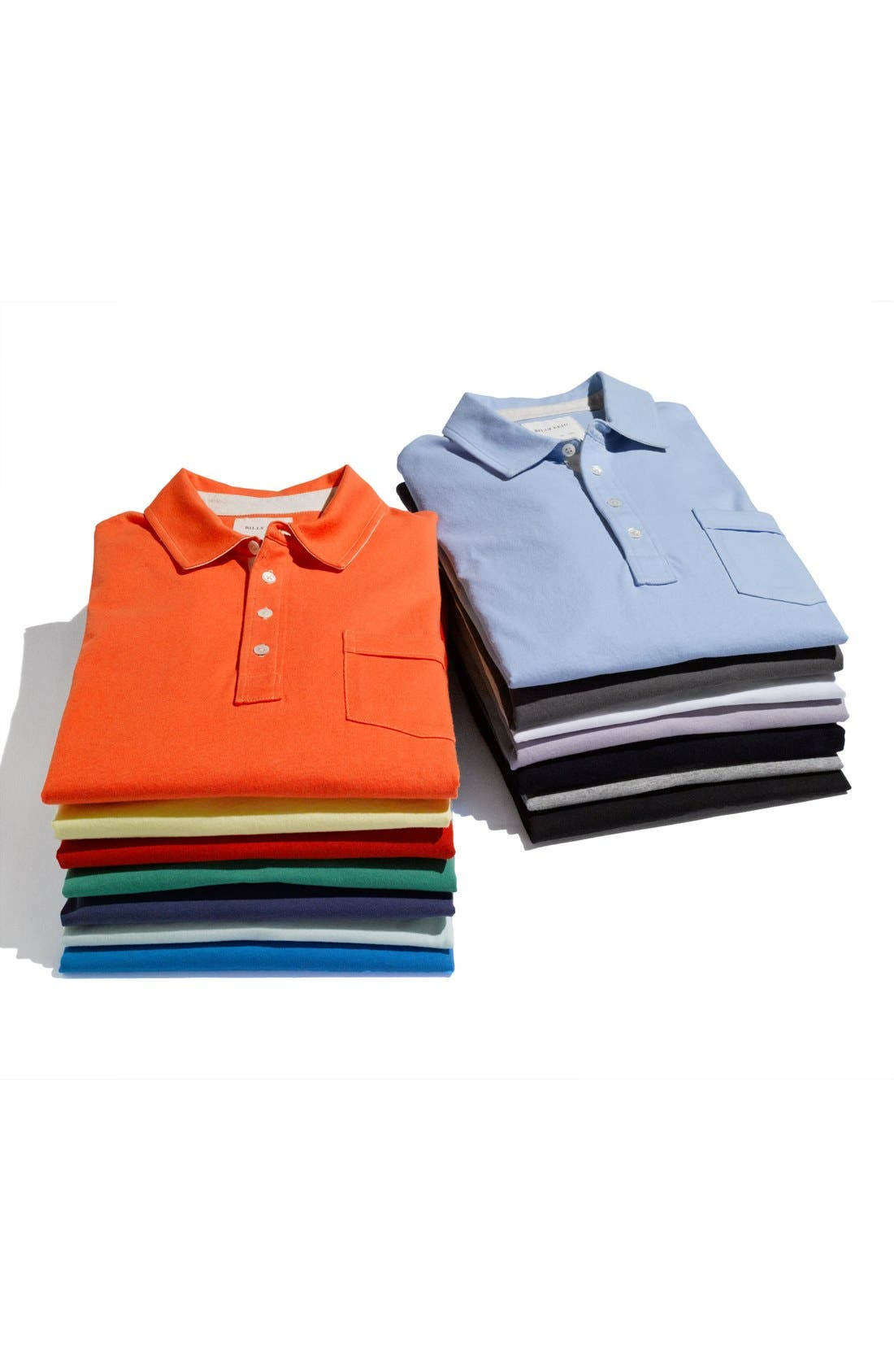 Alternate Image 2  - Billy Reid Pensacola Slim Fit Polo