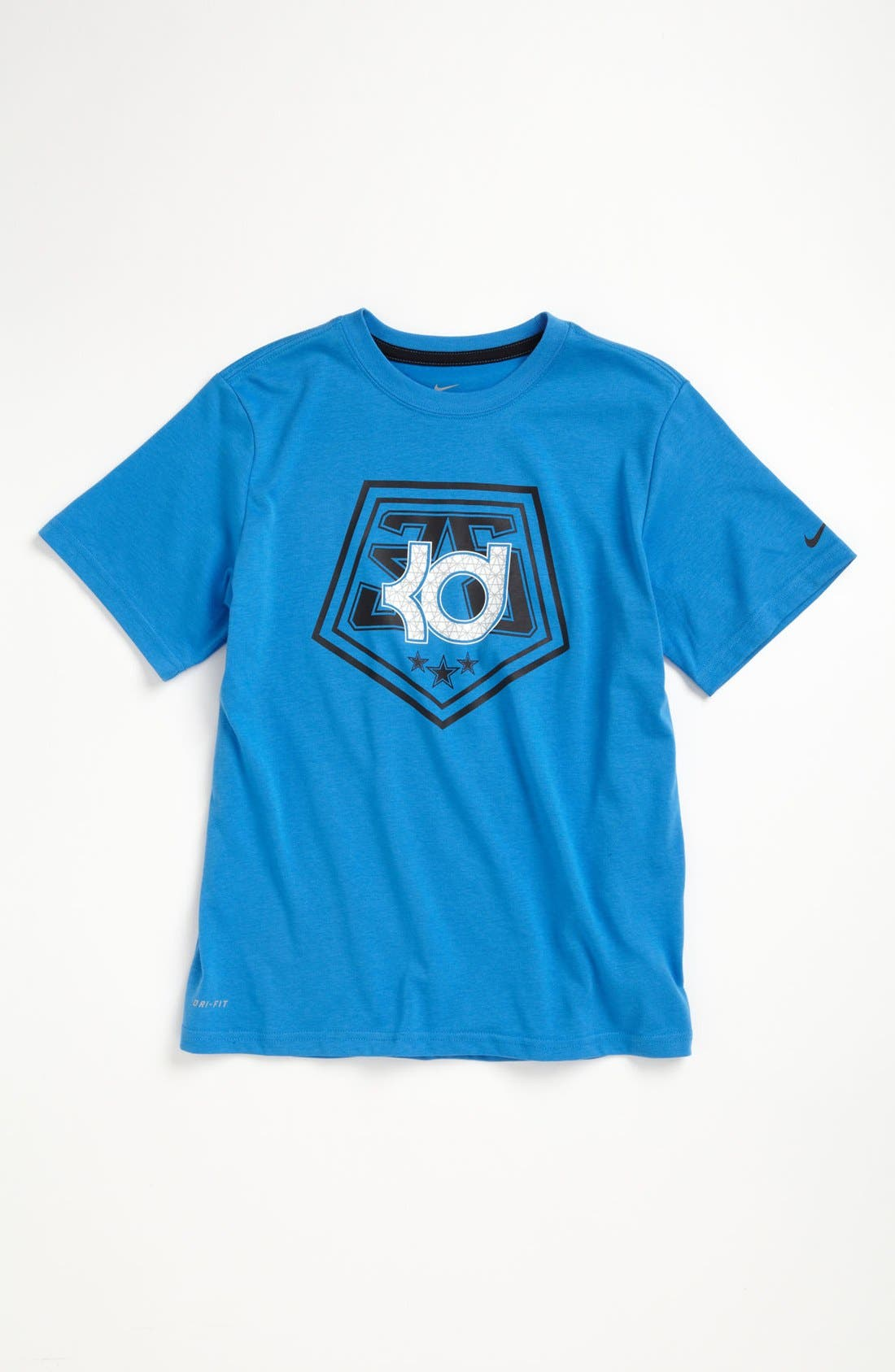 Alternate Image 1 Selected - Nike 'Crest' Dri-FIT T-Shirt