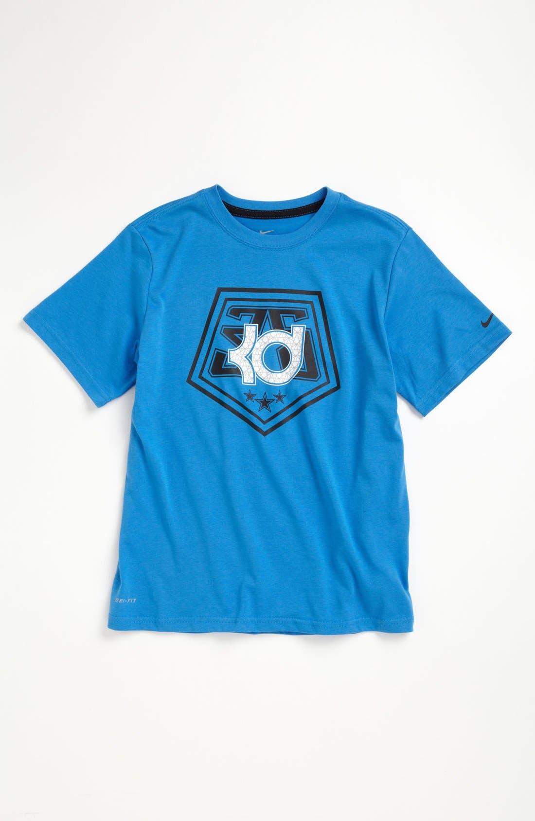 Main Image - Nike 'Crest' Dri-FIT T-Shirt