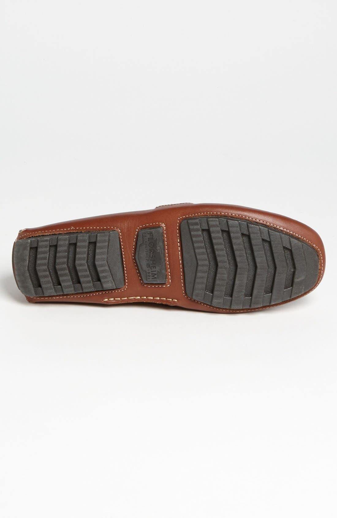 Alternate Image 4  - Florsheim 'Roadster' Driving Shoe
