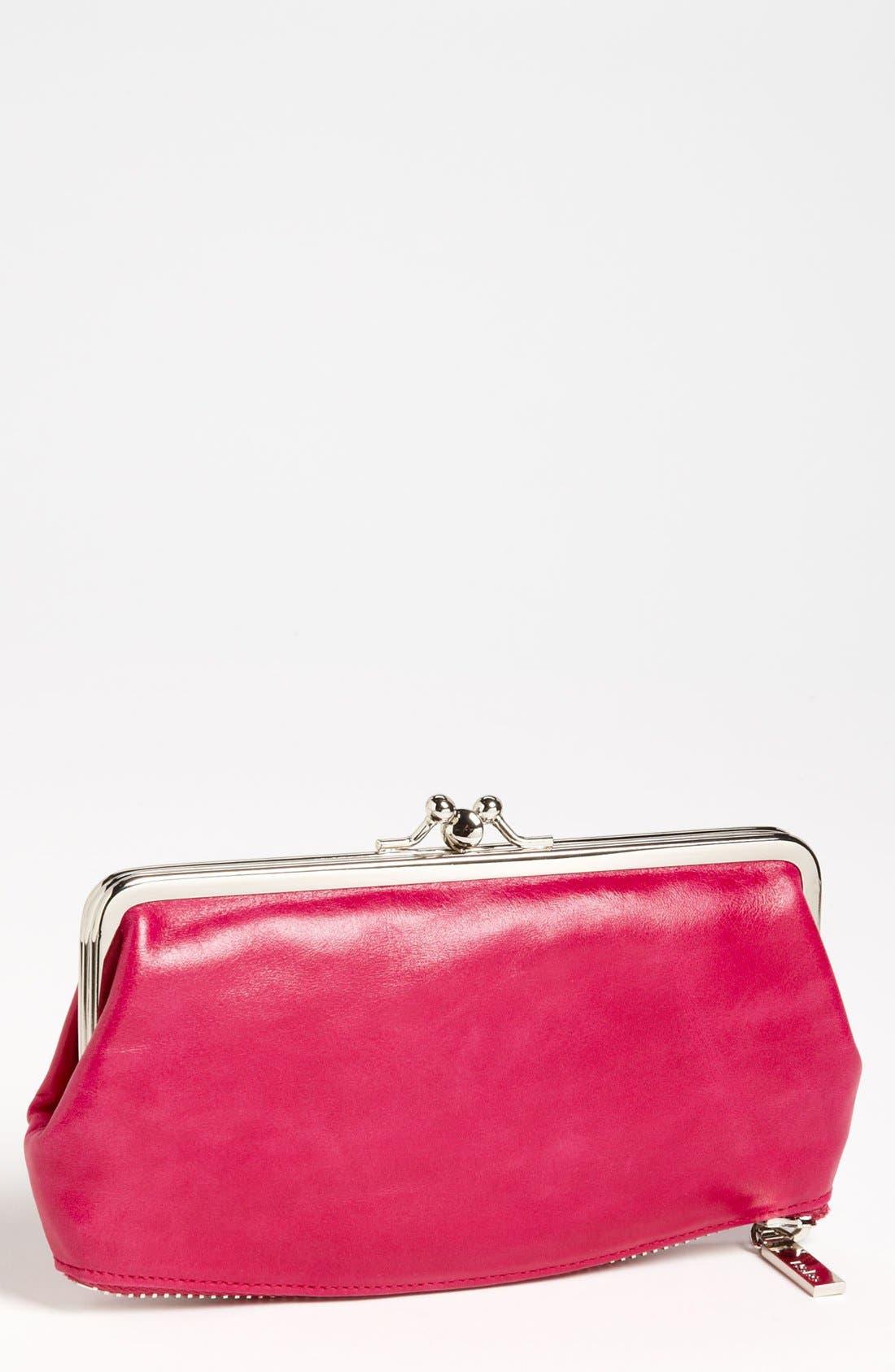 Main Image - Hobo 'Vintage Millie' Kisslock Clutch Wallet
