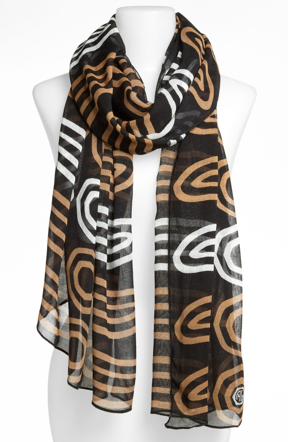 Alternate Image 1 Selected - Jonathan Adler 'Brazilian Geo' Scarf