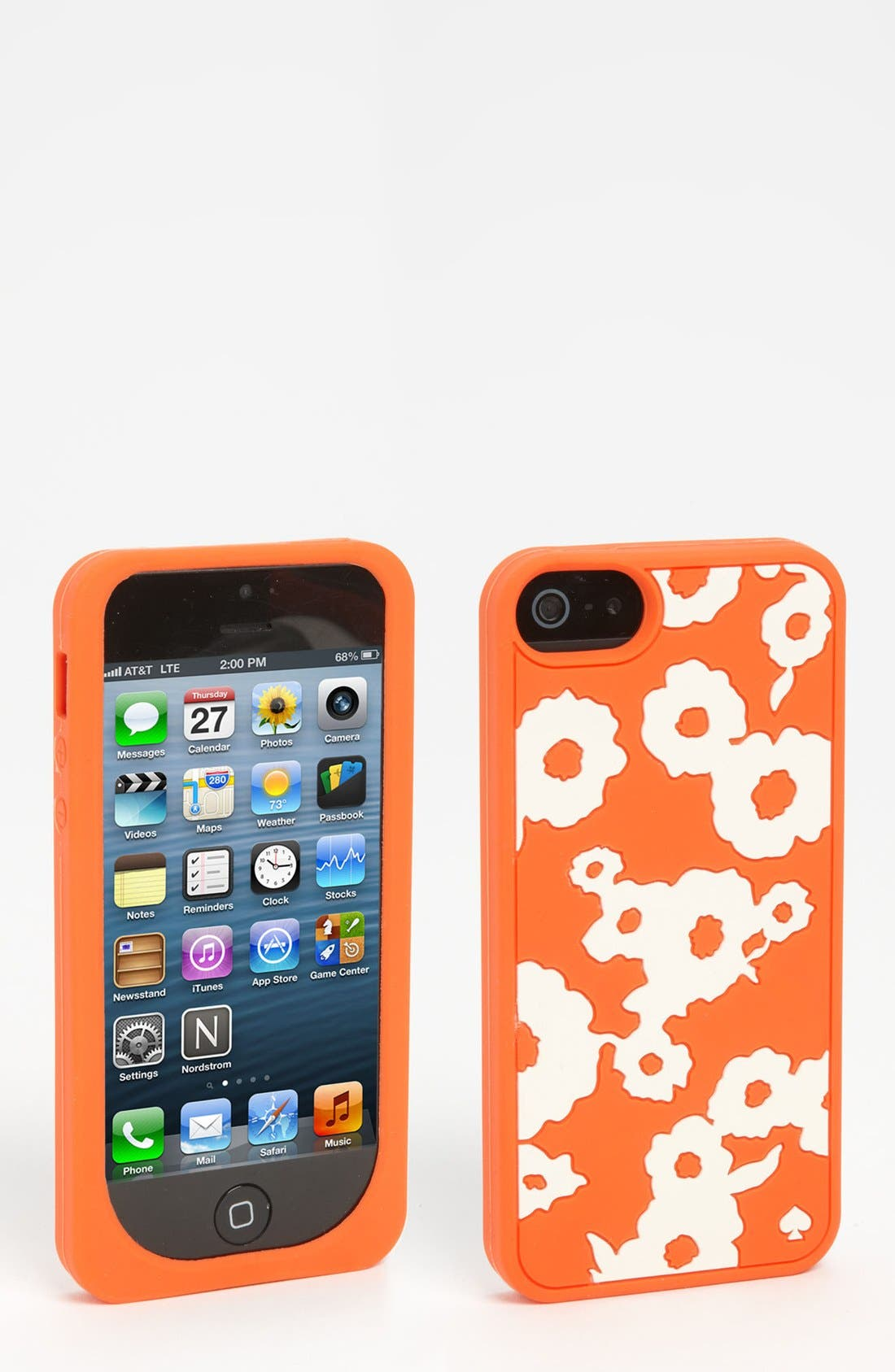 Main Image - kate spade new york 'picnic floral' iPhone 5 & 5S case
