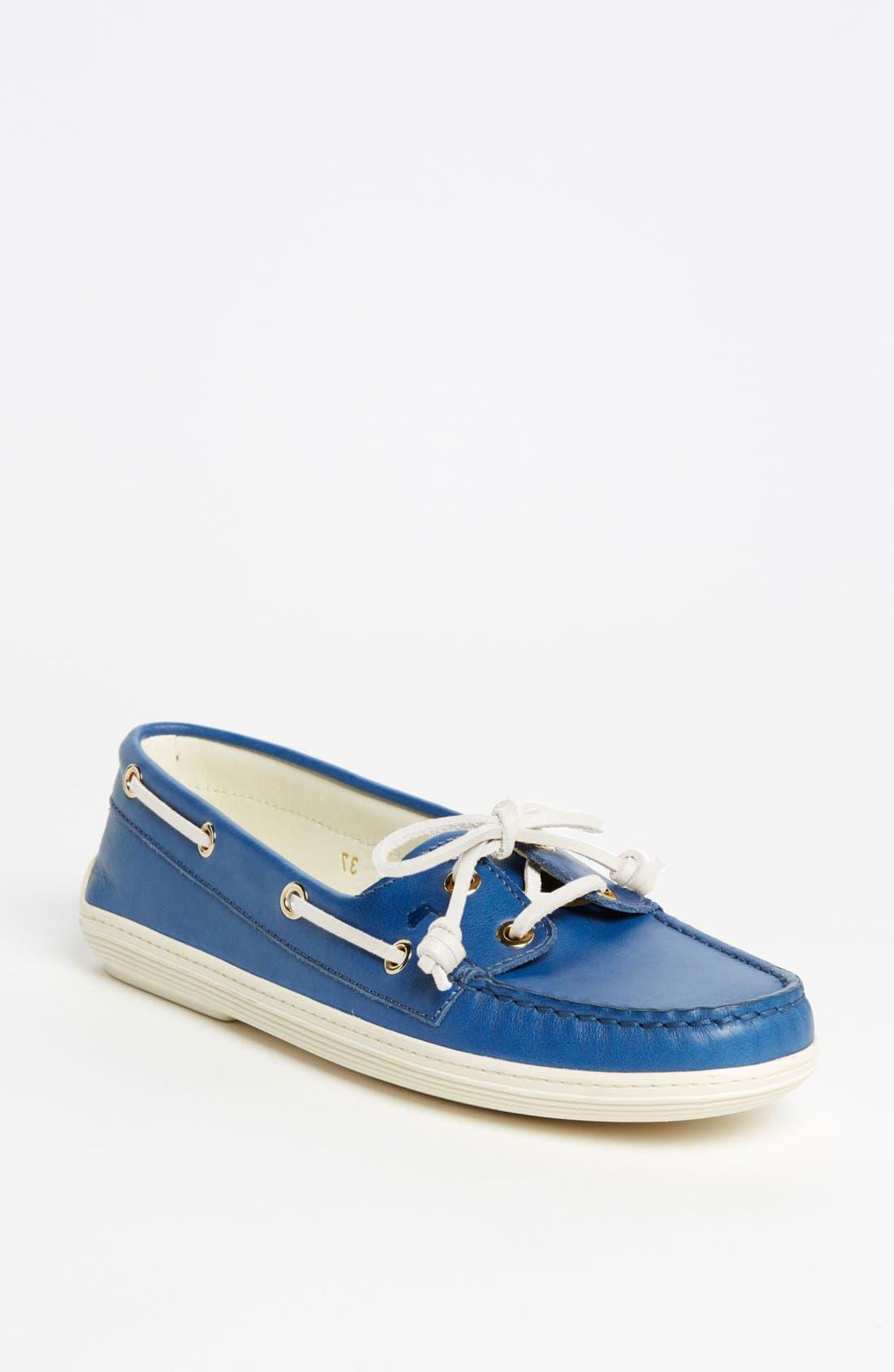 Main Image - Tod's 'Marlin Barca' Boat Shoe