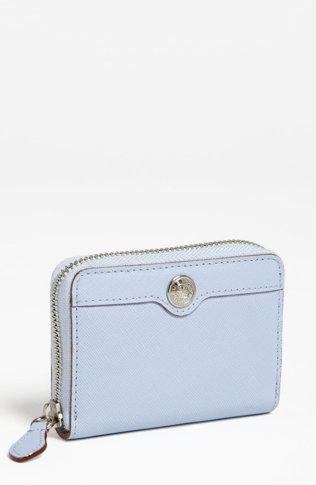 Main Image - Rebecca Minkoff 'Frannie' Leather French Wallet