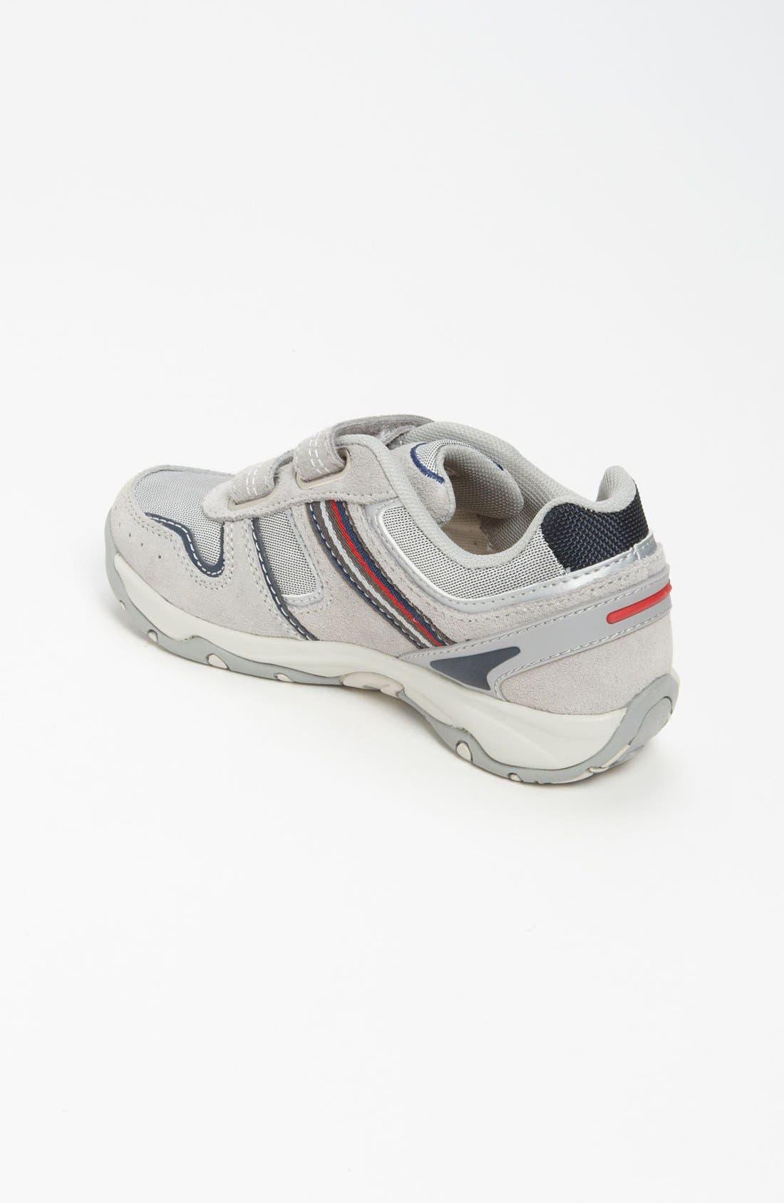 Alternate Image 2  - Swissies 'Terry' Sneaker (Toddler & Little Kid)