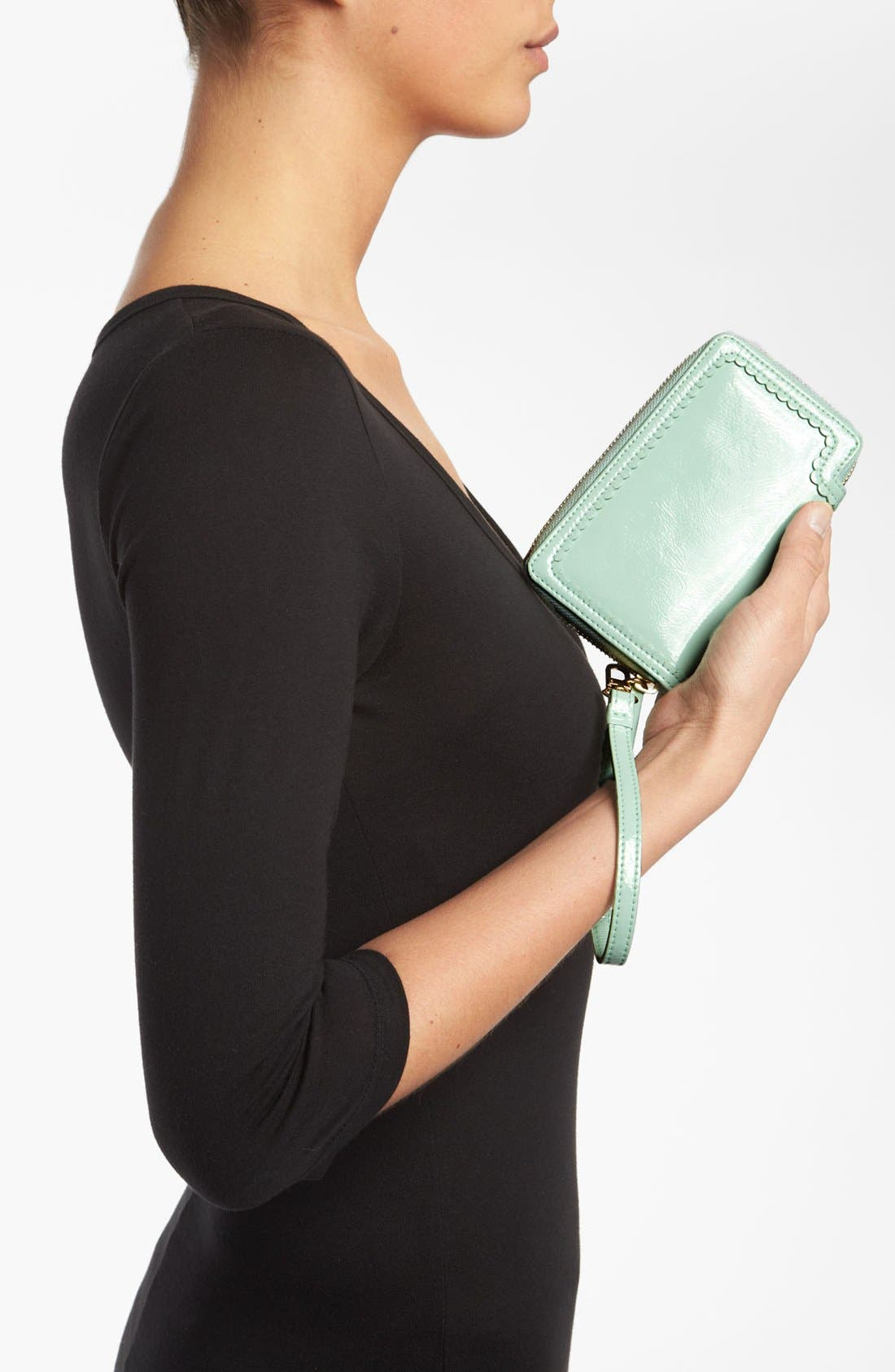 Alternate Image 2  - Halogen 'Cassie' Wristlet