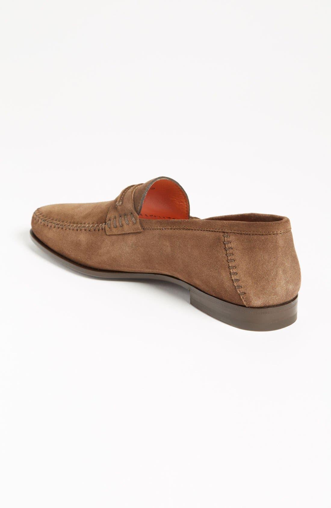 Alternate Image 2  - Santoni 'Piper' Loafer