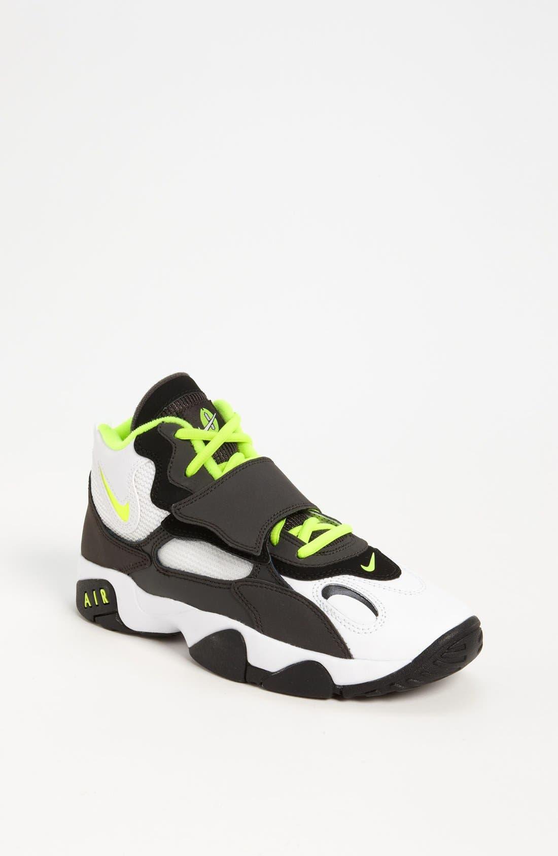 Alternate Image 1 Selected - Nike 'Air® Speed Turf' Athletic Shoe (Big Kid)