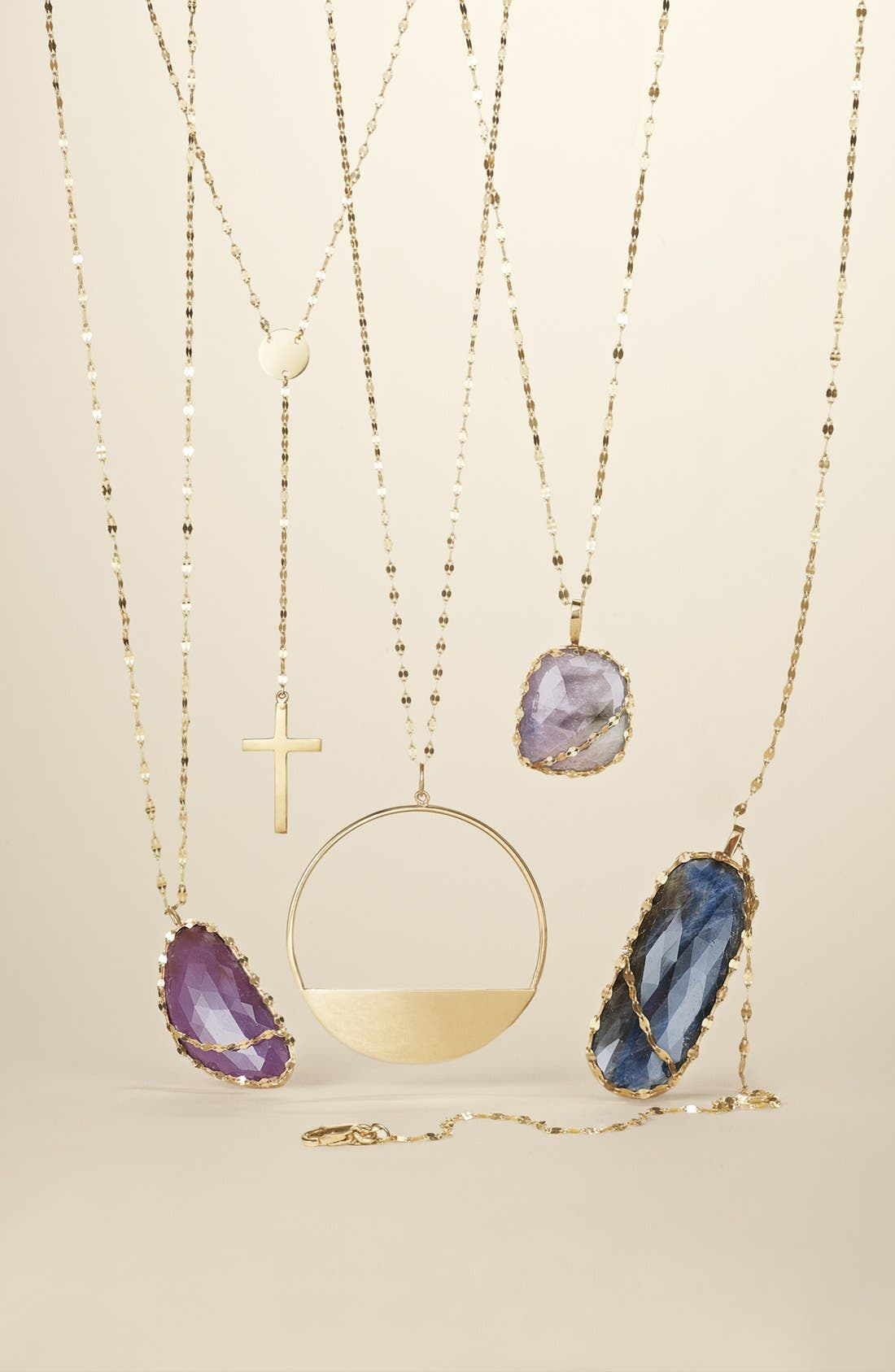 Alternate Image 2  - Lana Jewelry 'Stone Gold - Paragon' Pendant Necklace