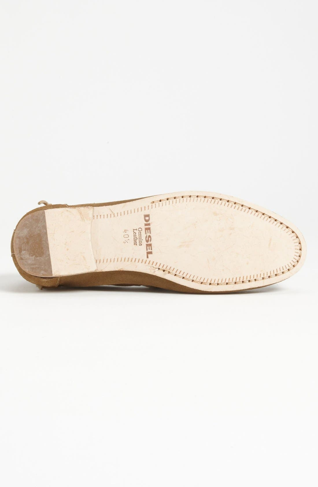 Alternate Image 4  - DIESEL® 'Connect Grahl' Moccasin