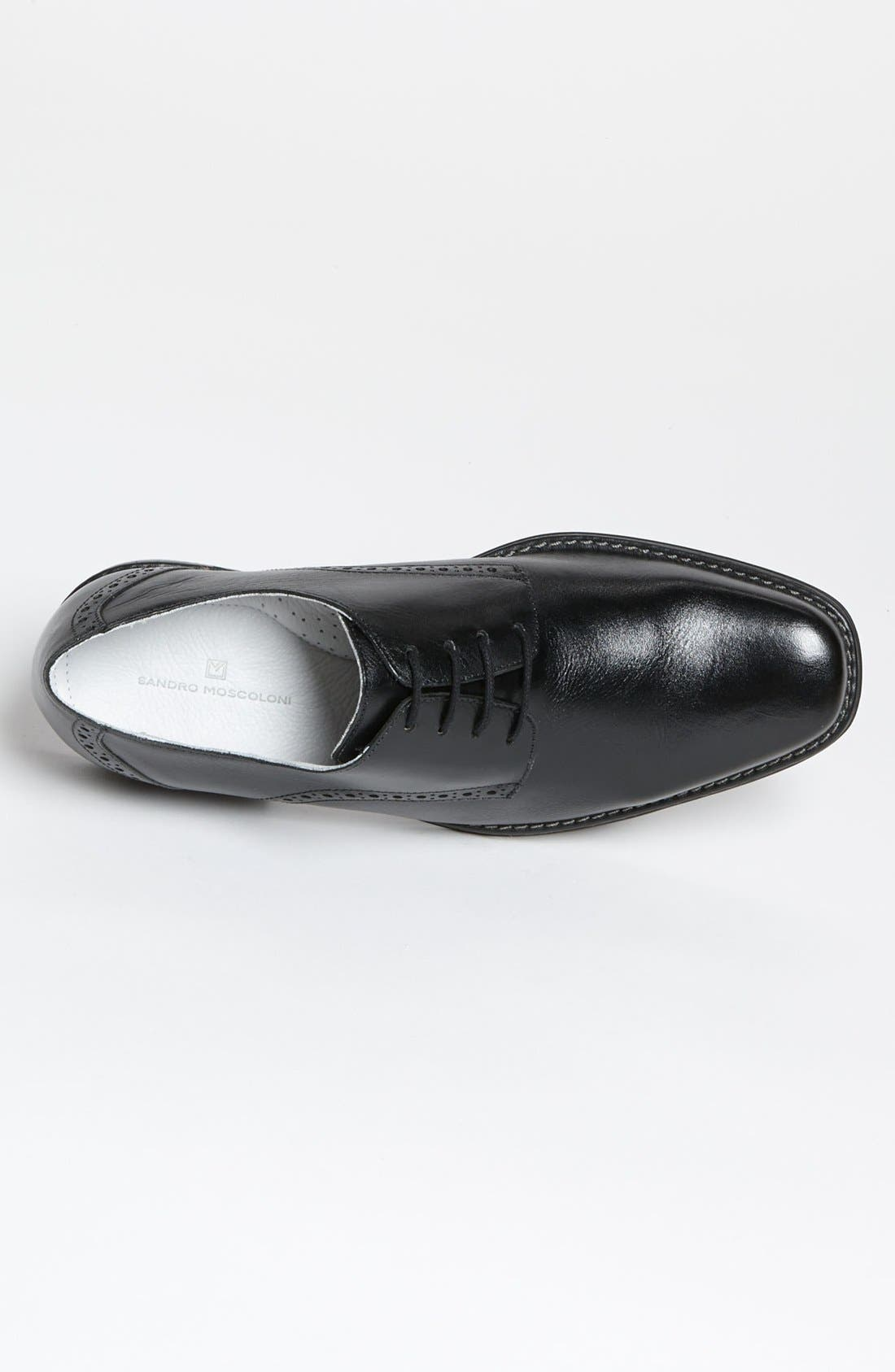 Alternate Image 3  - Sandro Moscoloni 'Yale' Plain Toe Derby