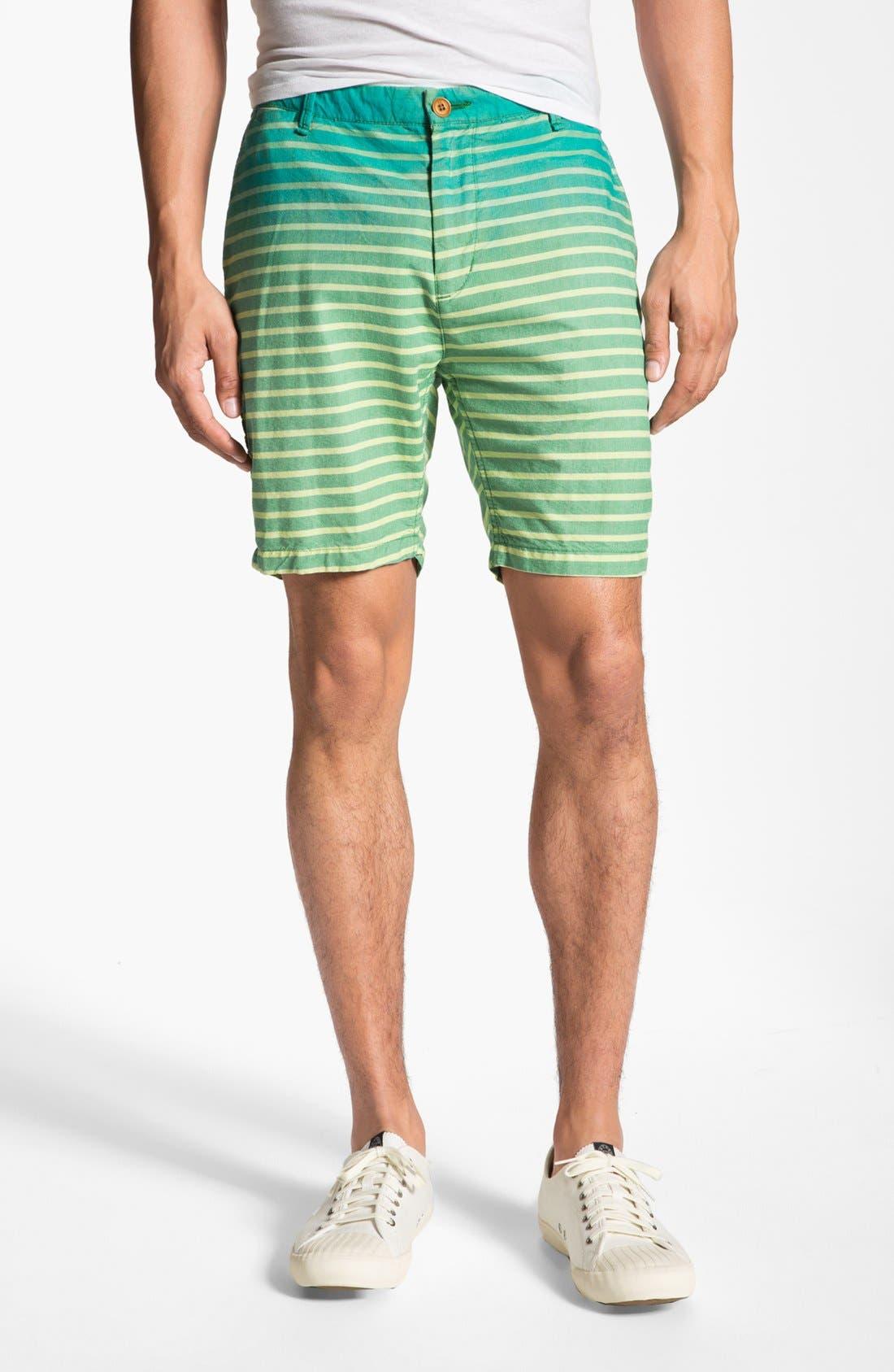 Alternate Image 1 Selected - Scotch & Soda Summer Stripe Shorts