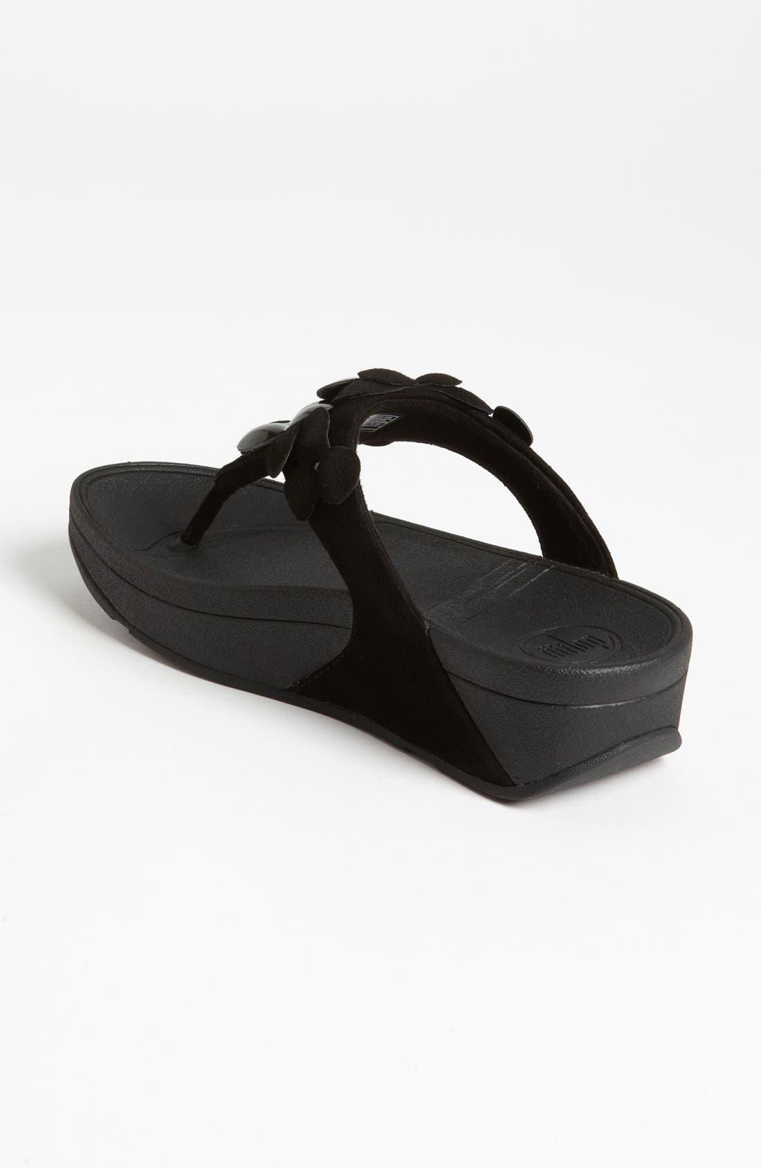 Alternate Image 2  - FitFlop 'Fleur' Sandal