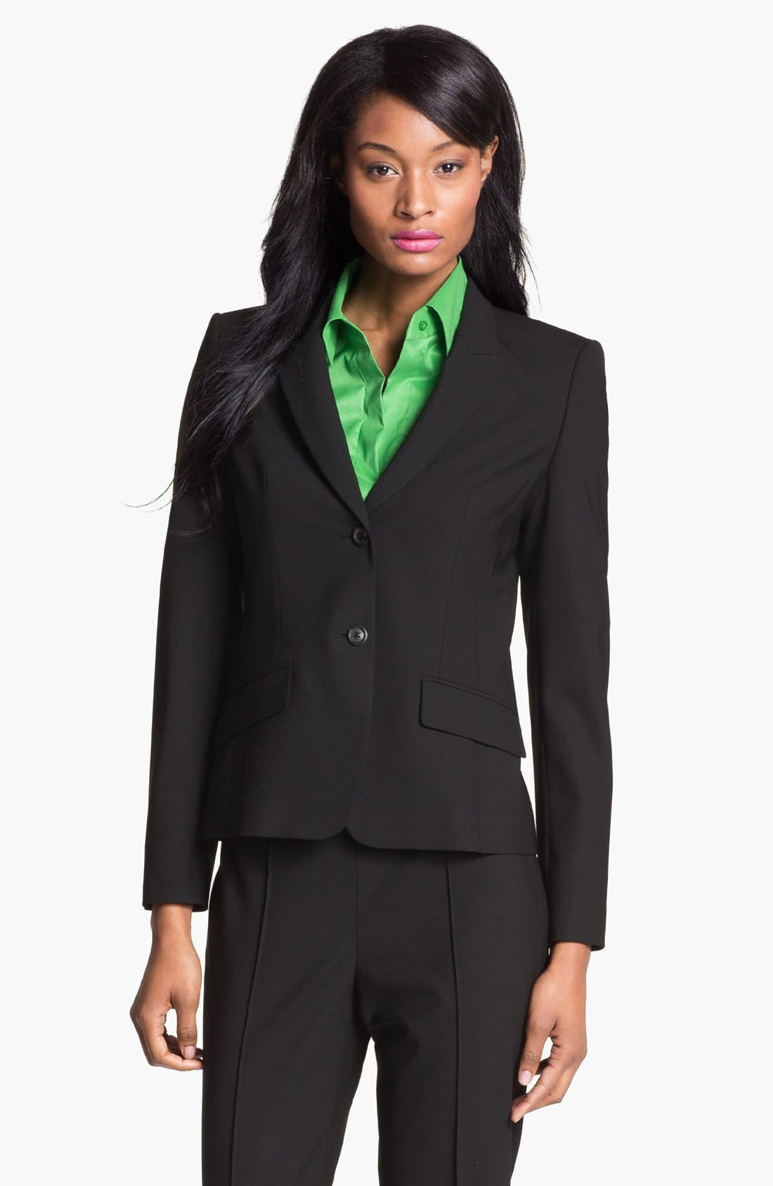 Alternate Image 1 Selected - BOSS HUGO BOSS 'Jadena' Jacket