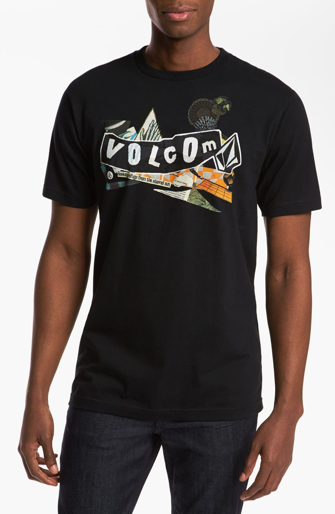 Alternate Image 1 Selected - Volcom 'Pistol Refuge' T-Shirt
