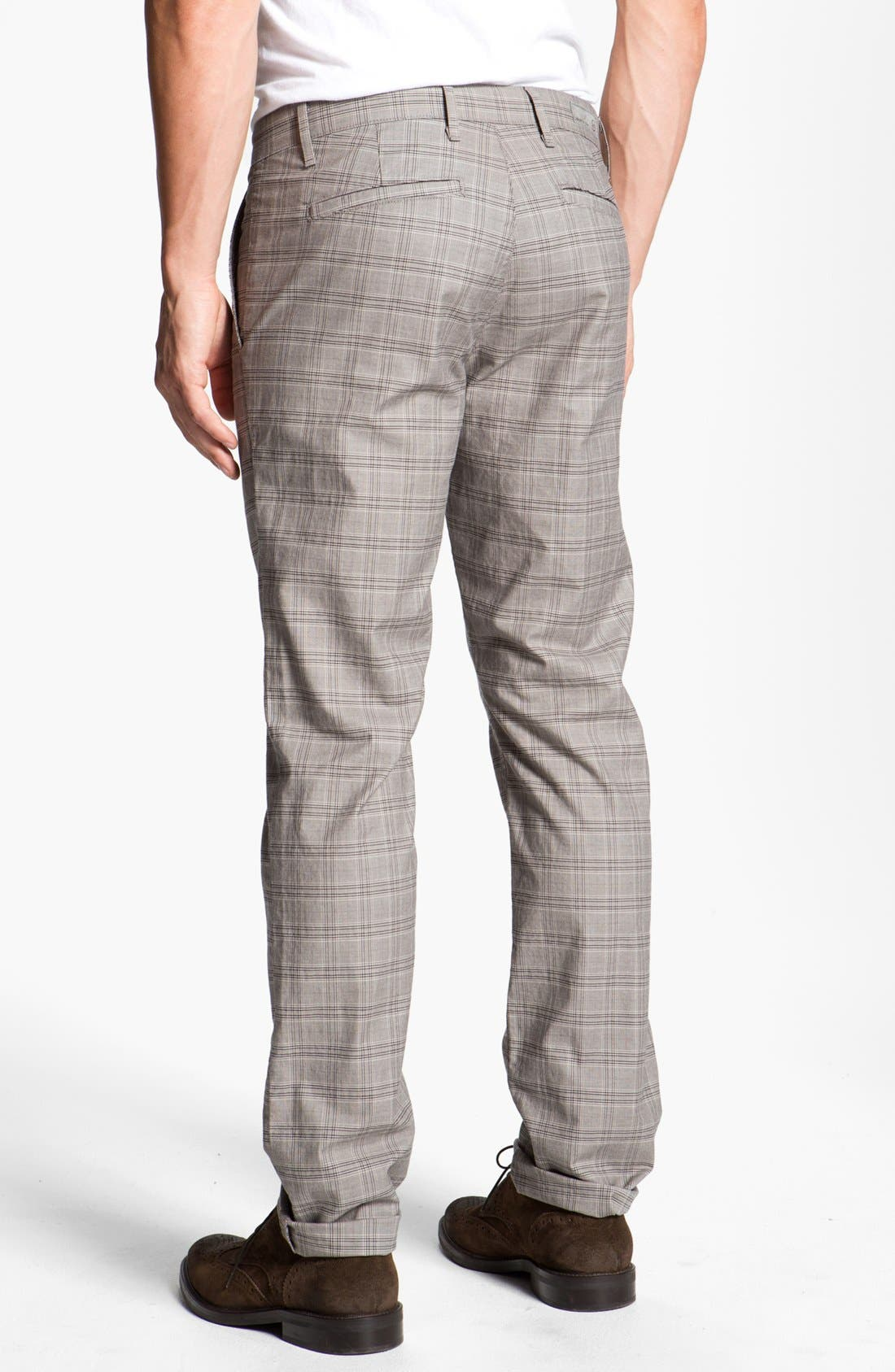 Alternate Image 2  - AG Jeans 'Harbour' Slim Fit Trousers