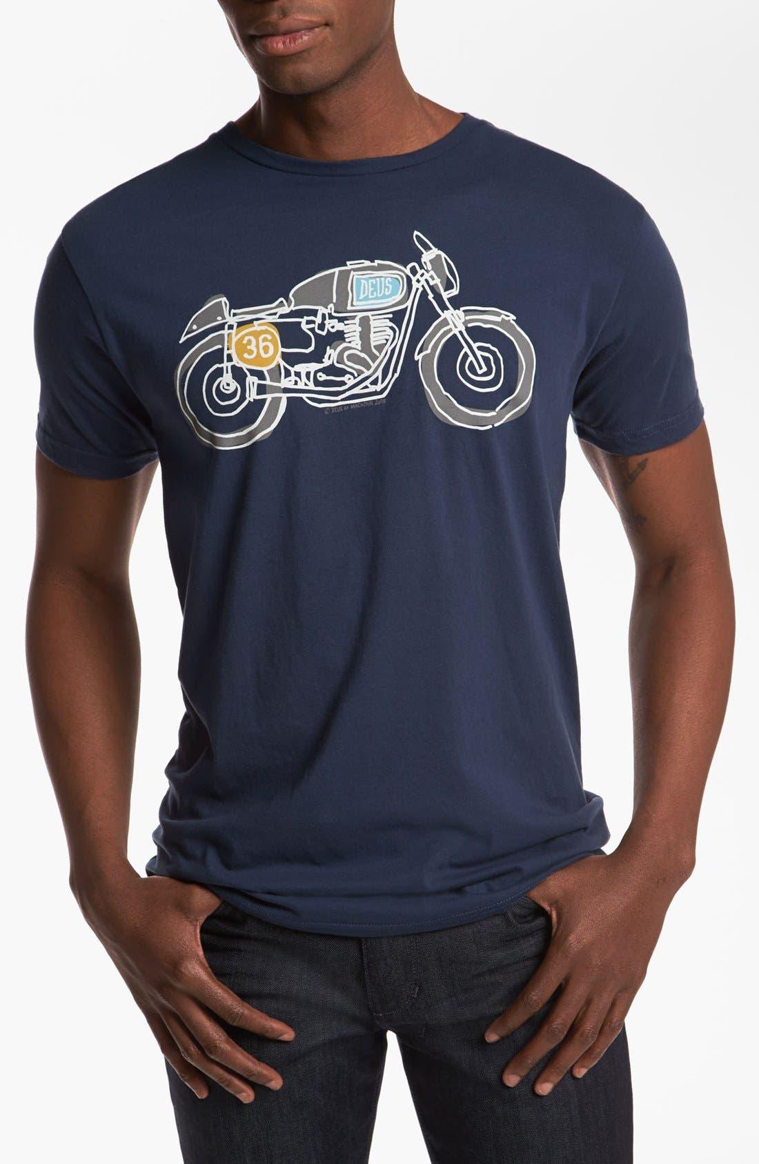 Main Image - Deus Ex Machina 'G50' T-Shirt