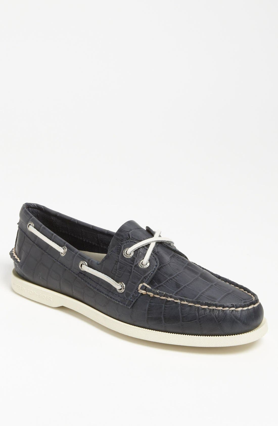 Main Image - Sperry Top-Sider® 'Authentic Original' Boat Shoe