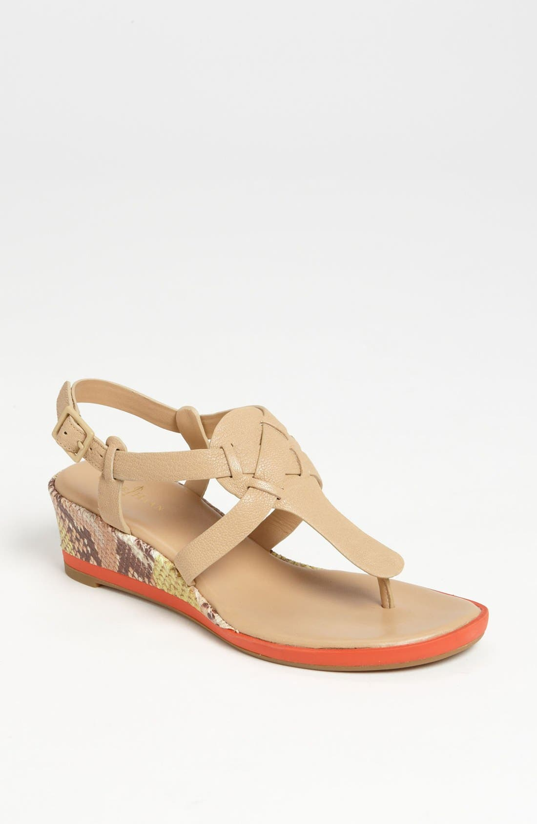 Alternate Image 1 Selected - Cole Haan 'Paley' Wedge