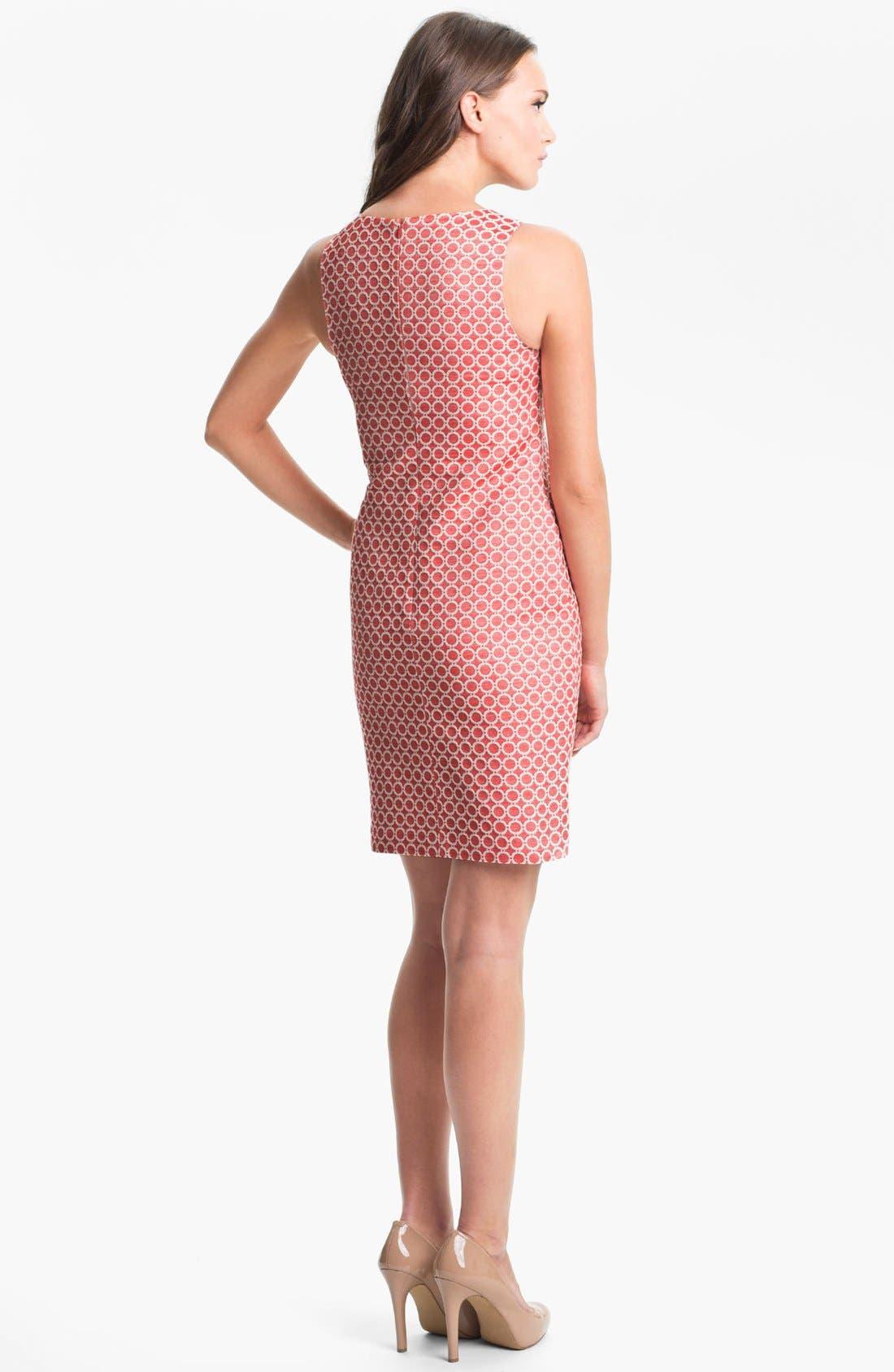 Alternate Image 2  - Trina Turk 'Pro' Print Shift Dress
