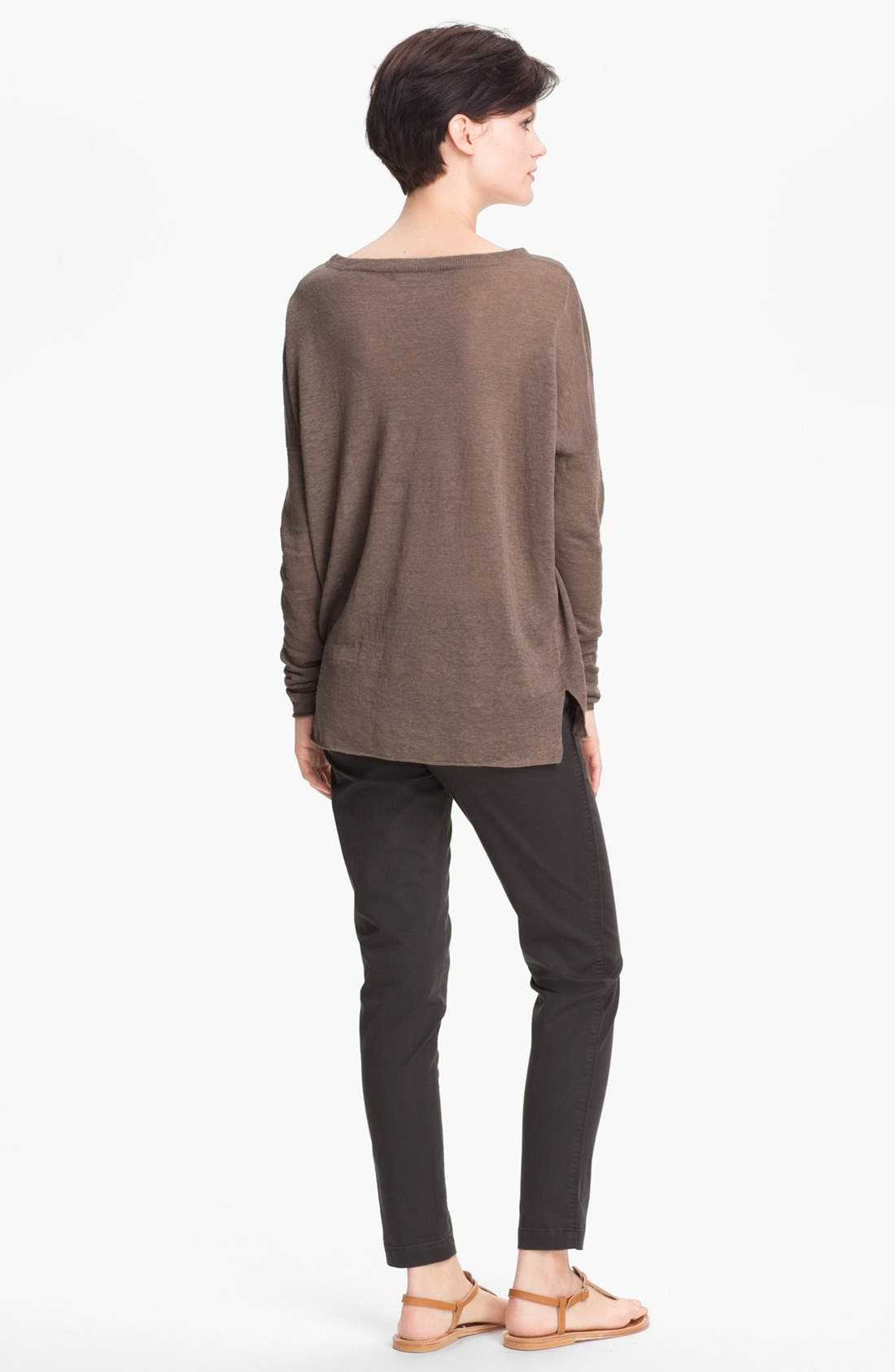 Alternate Image 2  - Vince Linen Sweater