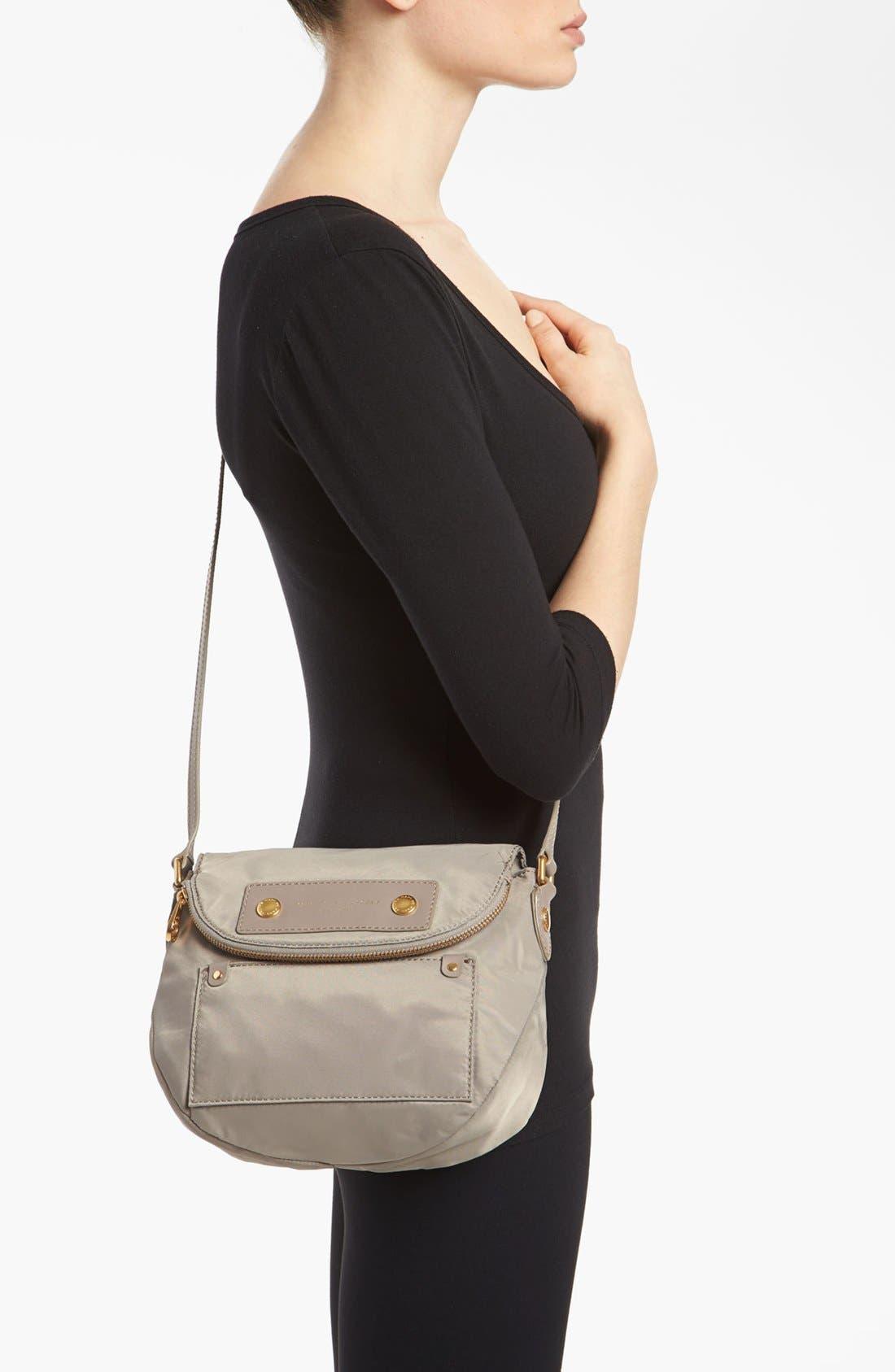 Alternate Image 2  - MARC BY MARC JACOBS 'Pretty Nylon Natasha - Mini' Crossbody Bag
