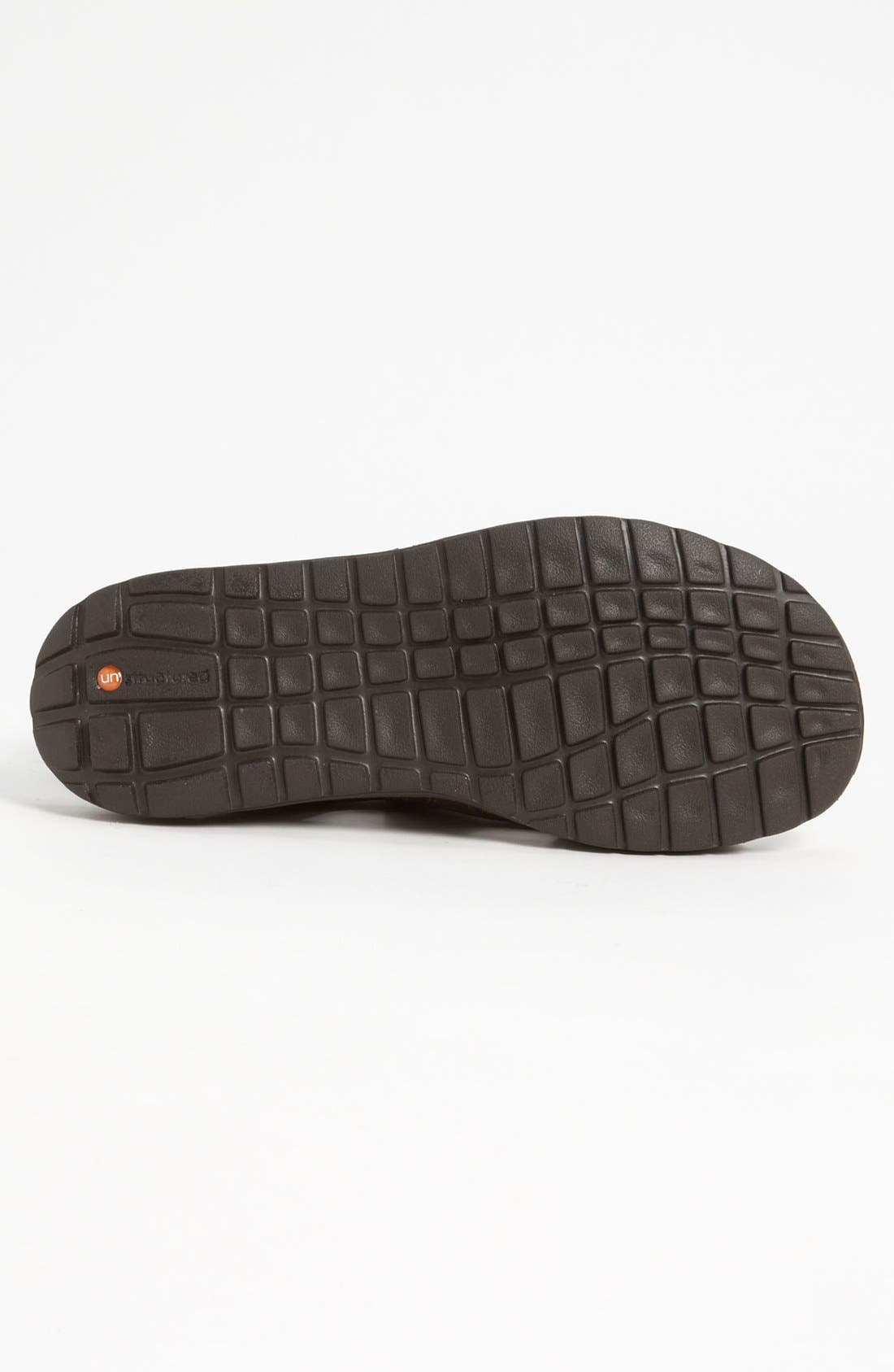Alternate Image 4  - Clarks® 'Unstructured - Caicos' Sandal   (Men)