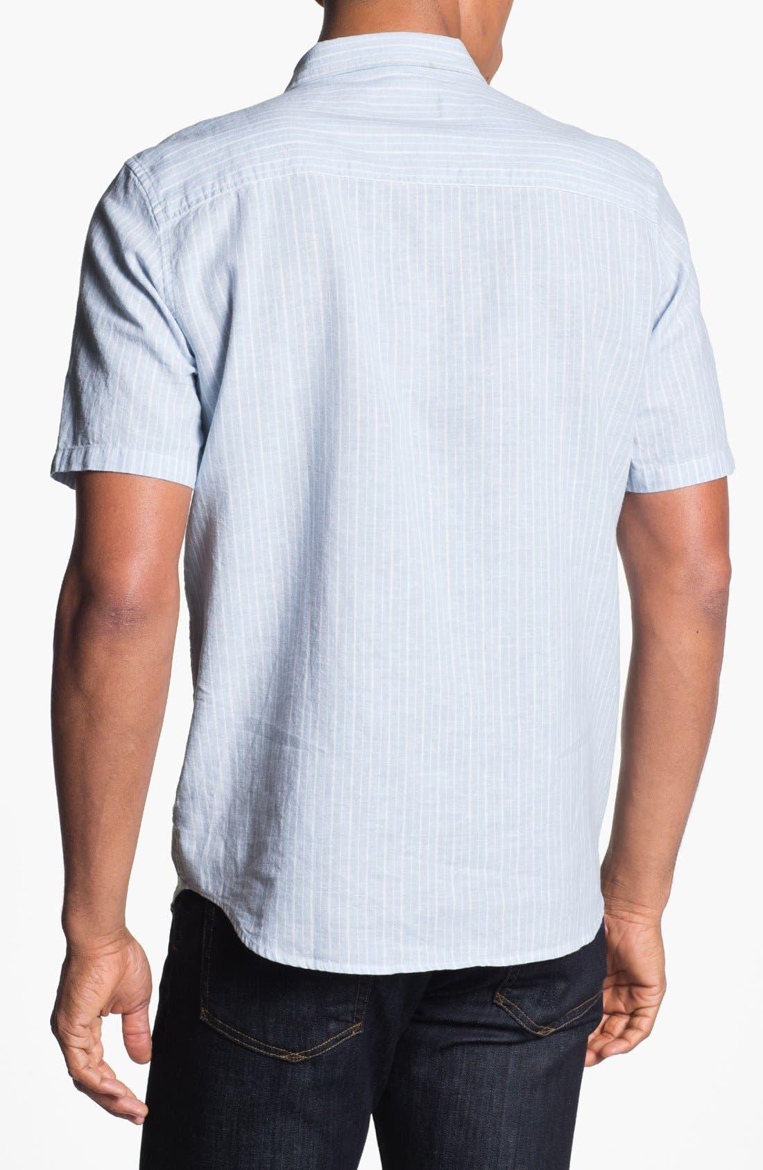 Alternate Image 2  - Jack O'Neill 'August' Short Sleeve Sport Shirt