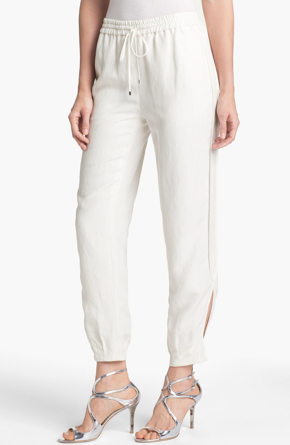 Alternate Image 1 Selected - Diane von Furstenberg 'Kamaris' Crop Pants