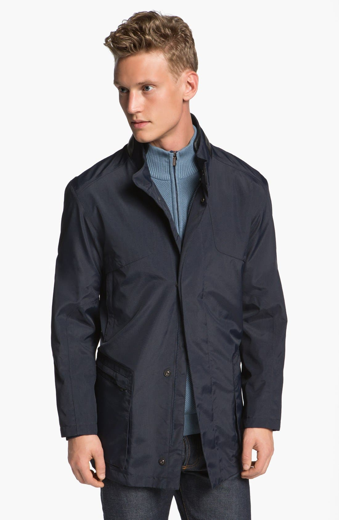 Alternate Image 1 Selected - Zegna Sport Waterproof Jacket