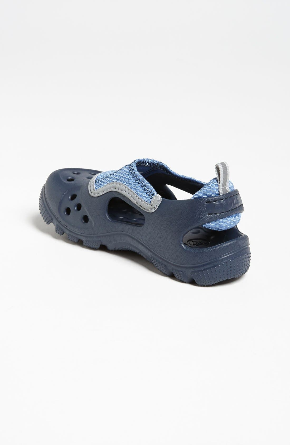 Alternate Image 2  - CROCS™ 'Micah II' Sandal (Walker & Toddler)