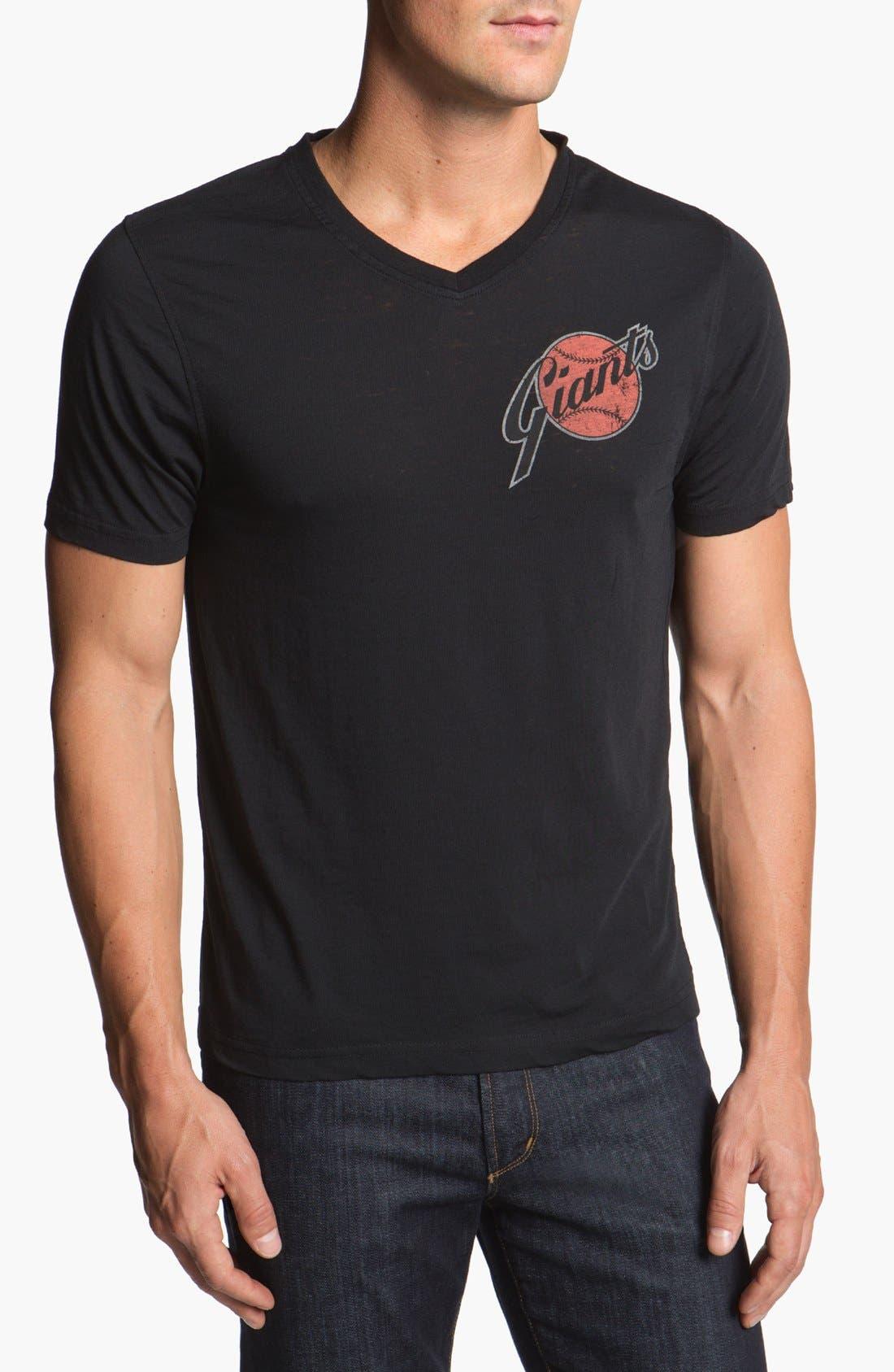Main Image - Red Jacket 'Giants - V-Wood' T-Shirt