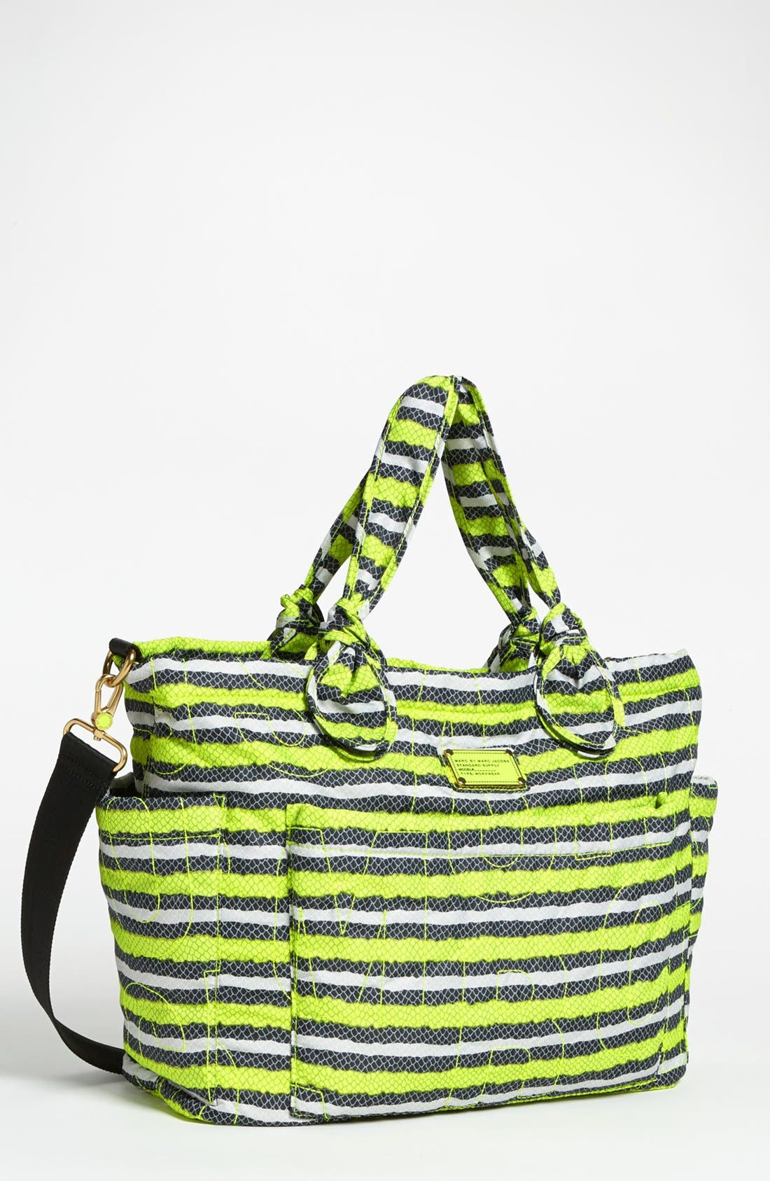 Alternate Image 1 Selected - MARC BY MARC JACOBS 'Pretty Nylon Eliz-A-Baby - Anemone' Diaper Bag