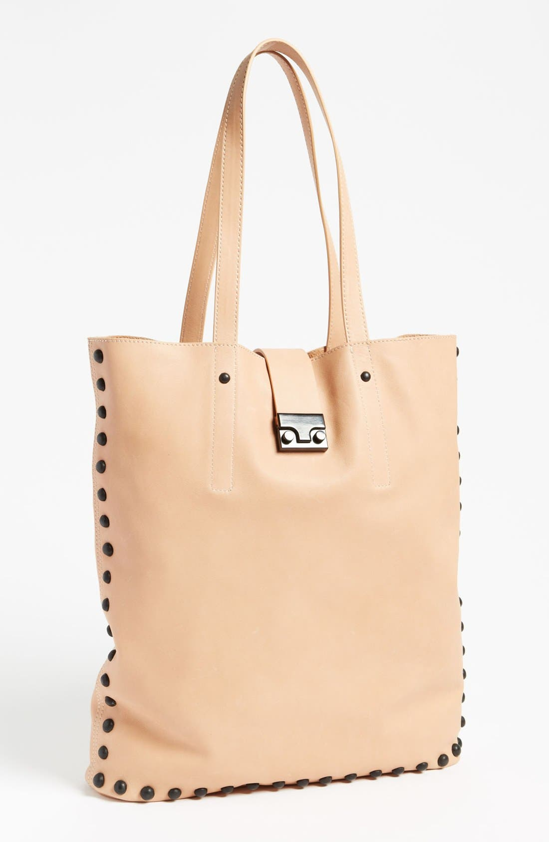 Main Image - Loeffler Randall 'Locker' Leather Tote, Large