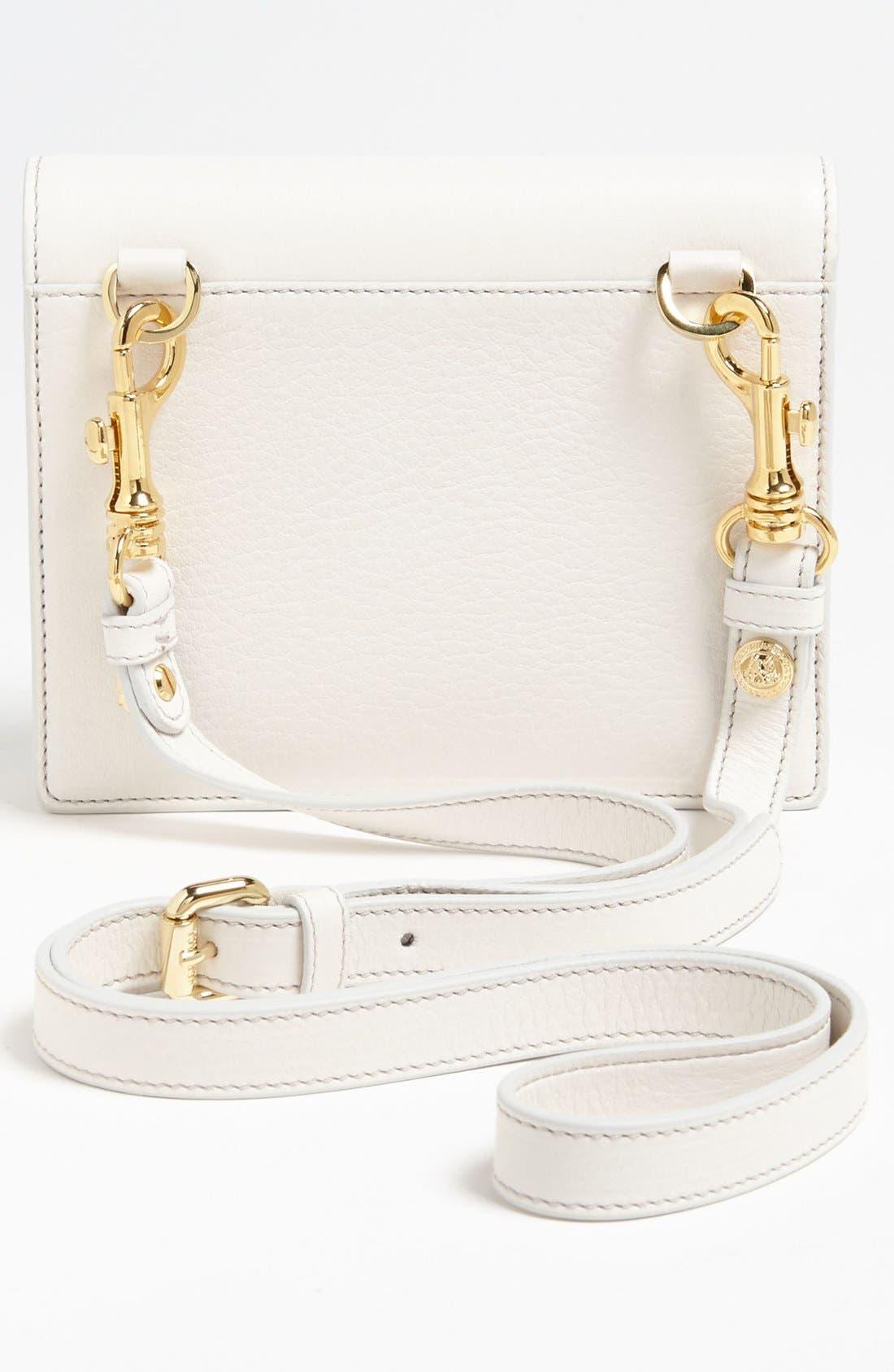 Alternate Image 3  - Versace 'Mini - Medusa' Leather Crossbody Bag