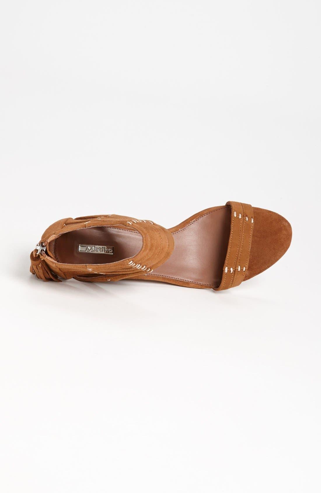 Alternate Image 3  - Matiko 'Laura' Wedge Sandal