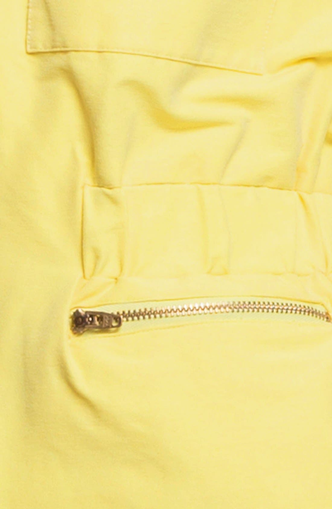 Alternate Image 5  - Isaac Mizrahi New York Four Pocket Jacket