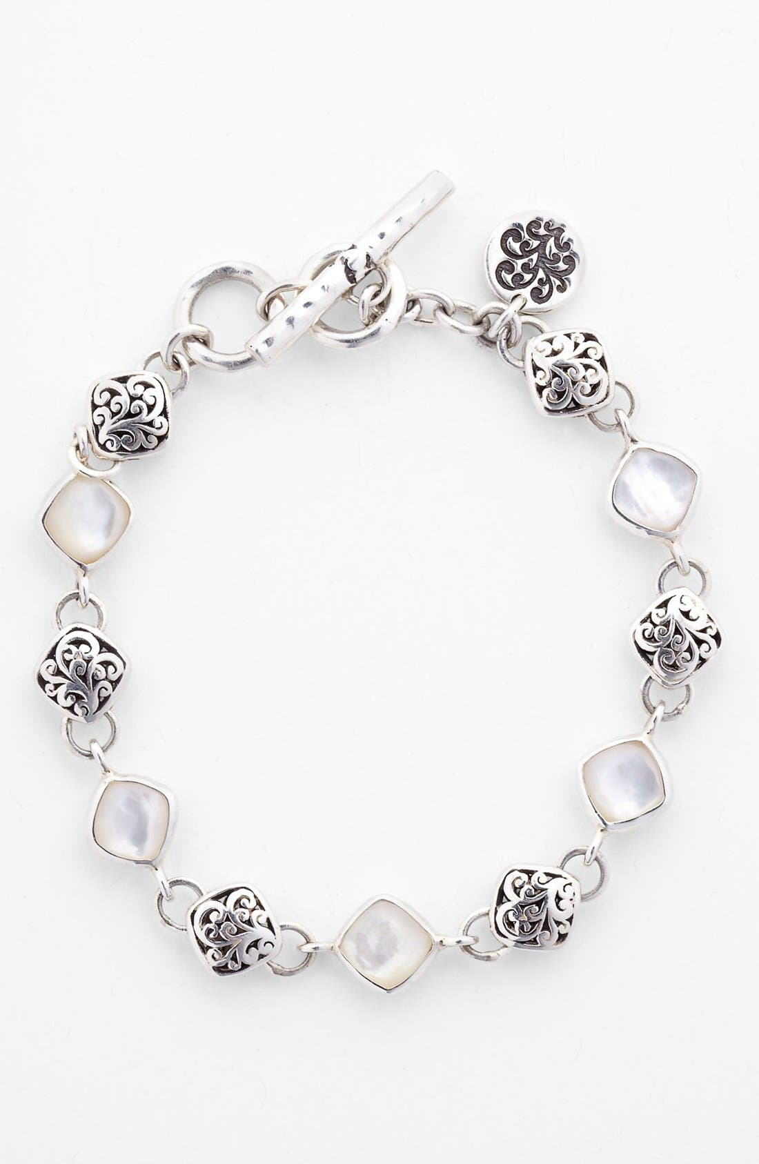 Alternate Image 1 Selected - Lois Hill Mother-of-Pearl Bracelet