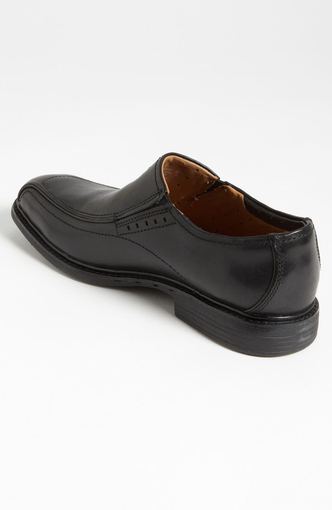 Alternate Image 2  - Clarks® 'Un.Anders' Venetian Loafer   (Men)